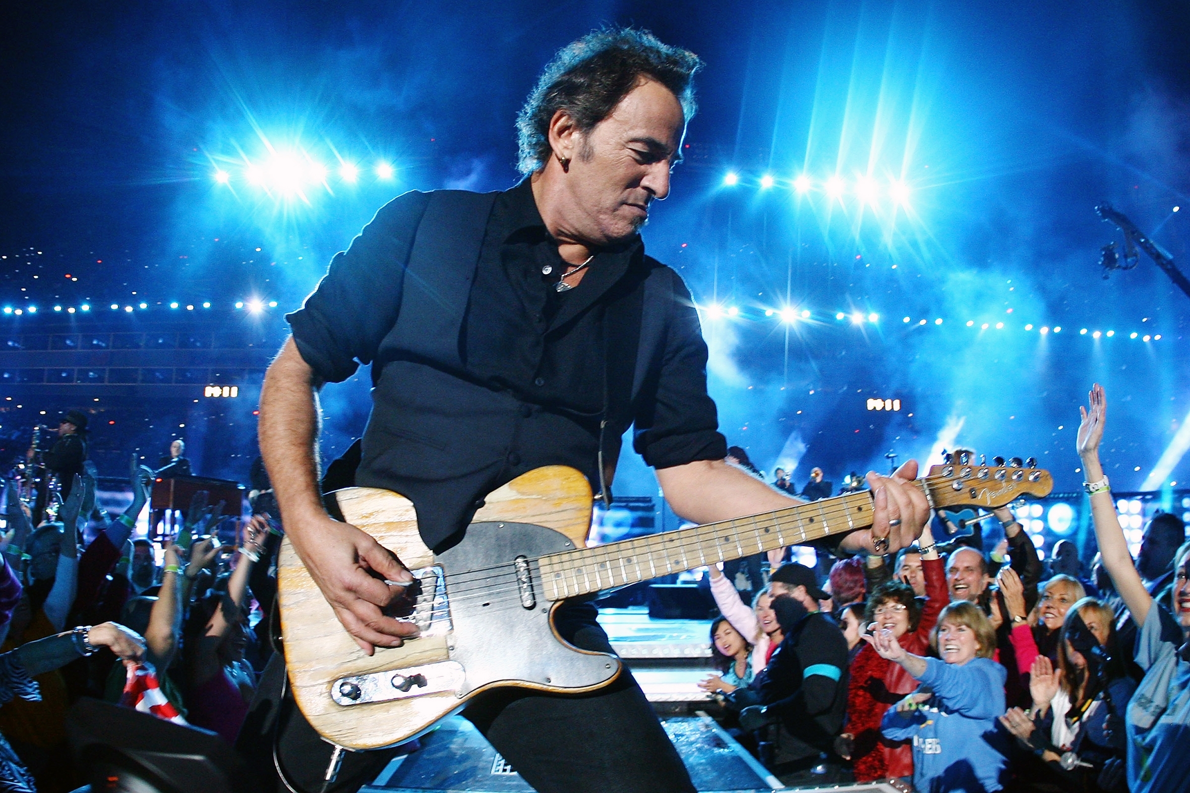 Bruce Springsteen 70Th Birthday : 7 Stories Behind The Songs throughout Bruce Springsteen Super Bowl