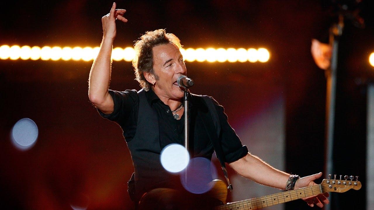Bruce Springsteen's Super Bowl Xliii Halftime Show Rocks The World! | Nfl with regard to Bruce Springsteen Super Bowl