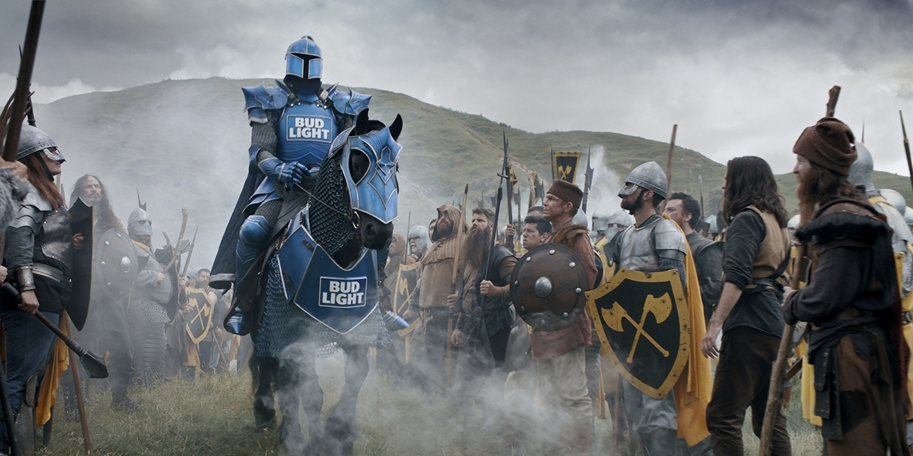 Bud Light Marches Into The Super Bowl With Its Biggest within Bud Light Super Bowl