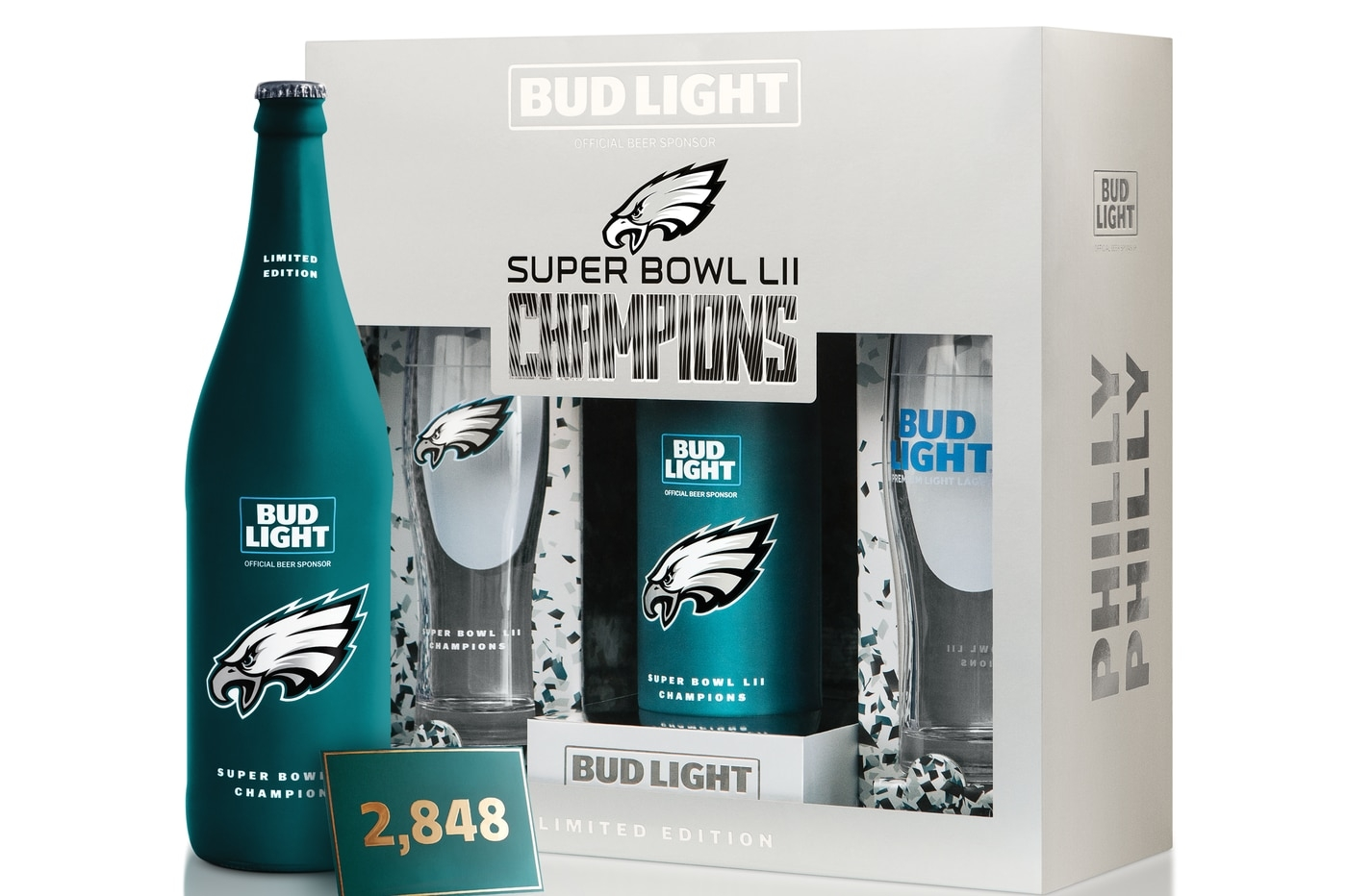 Bud Light Now Says 'philly Philly' Commemorative Packs Were intended for Bud Light Super Bowl