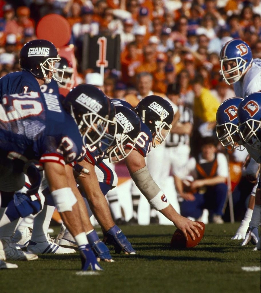 Burying The Ghosts - The 1986 New York Giants - Big Blue in New York Giants Nfl Championships 1987