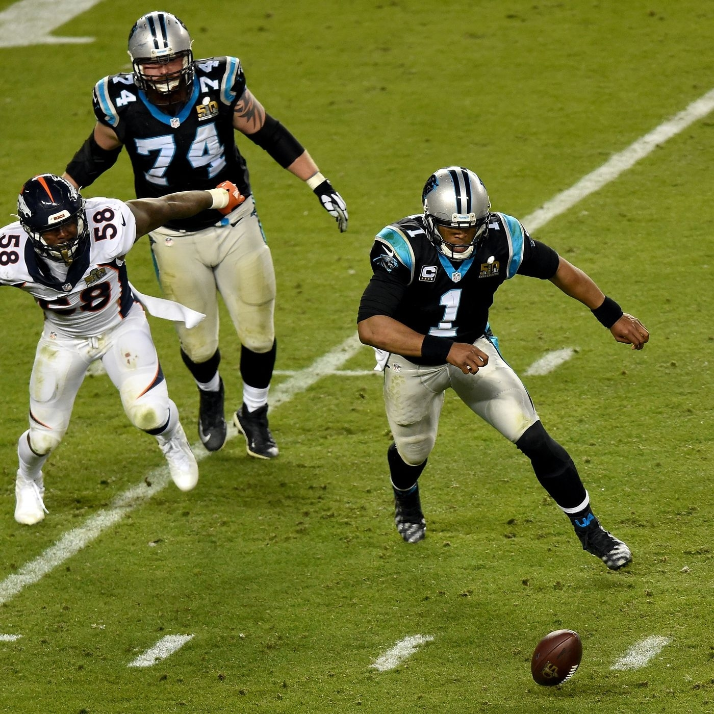 Cam Newton Explains Why He Didn't Jump On His Fumble Late In with regard to Cam Newton Super Bowl