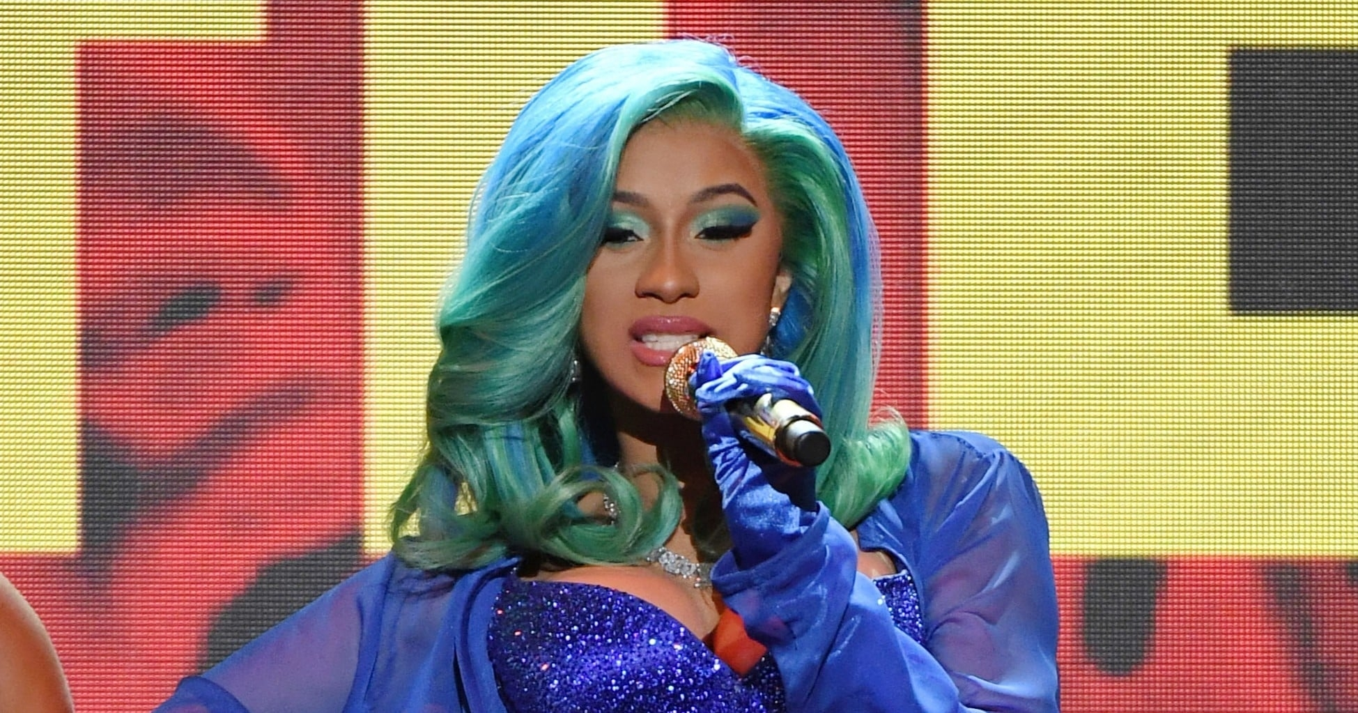Cardi B Quotes About 2019 Super Bowl Performance   Popsugar intended for Cardi B Super Bowl 2019