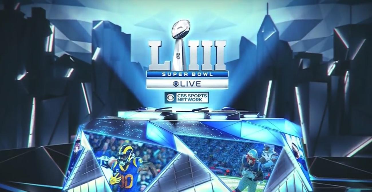 Cbs Sports Begins Super Bowl Week From Atlanta - Newscaststudio in Cbs Super Bowl 2019