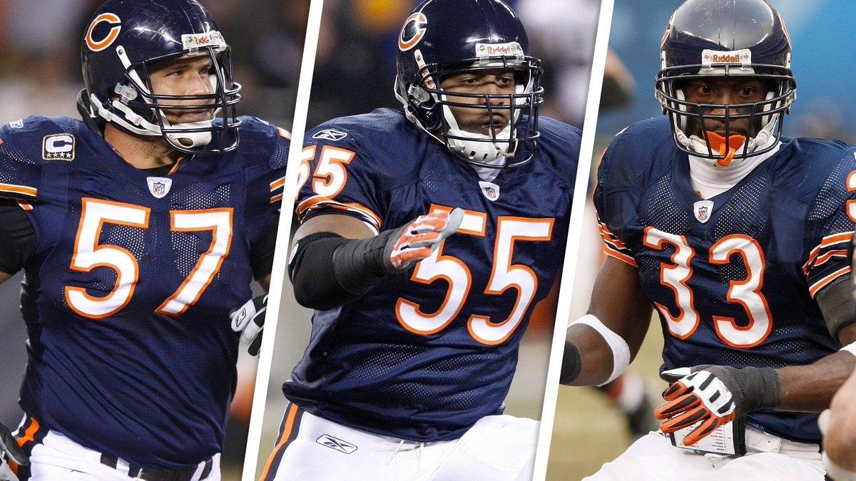 "Chicago Bears On Twitter: ""three Longtime Teammates Who inside Bears Last Super Bowl"