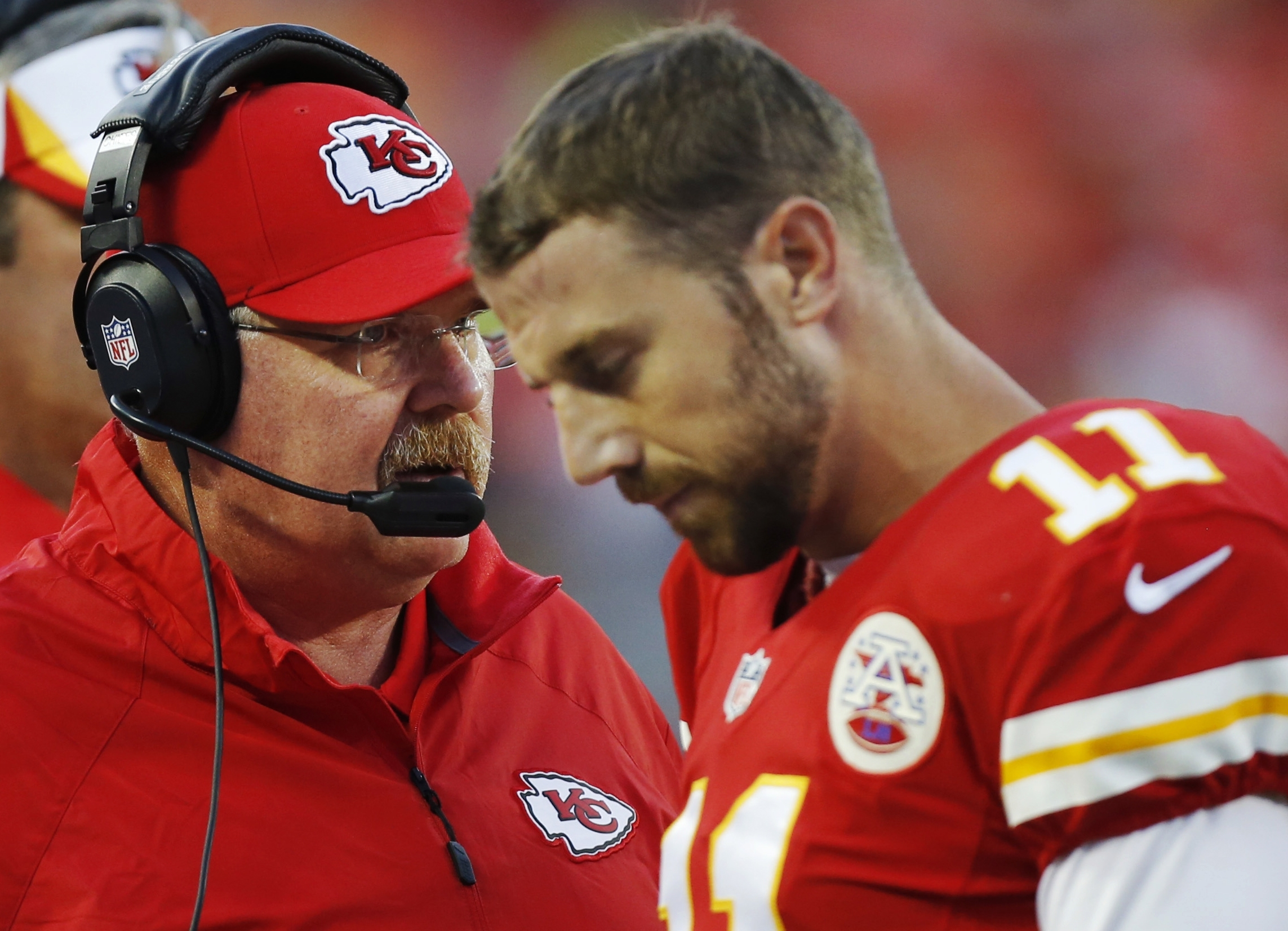 Chiefs See Andy Reid And Alex Smith As A Super Bowl with regard to Andy Reid Super Bowl