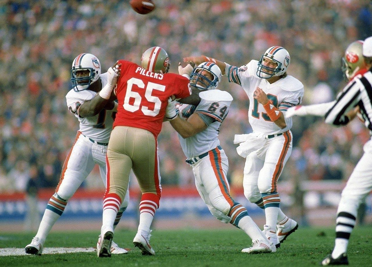 Classic Si Photos Of Dan Marino | Nfl | Dan Marino, Miami throughout Dan Marino Super Bowl
