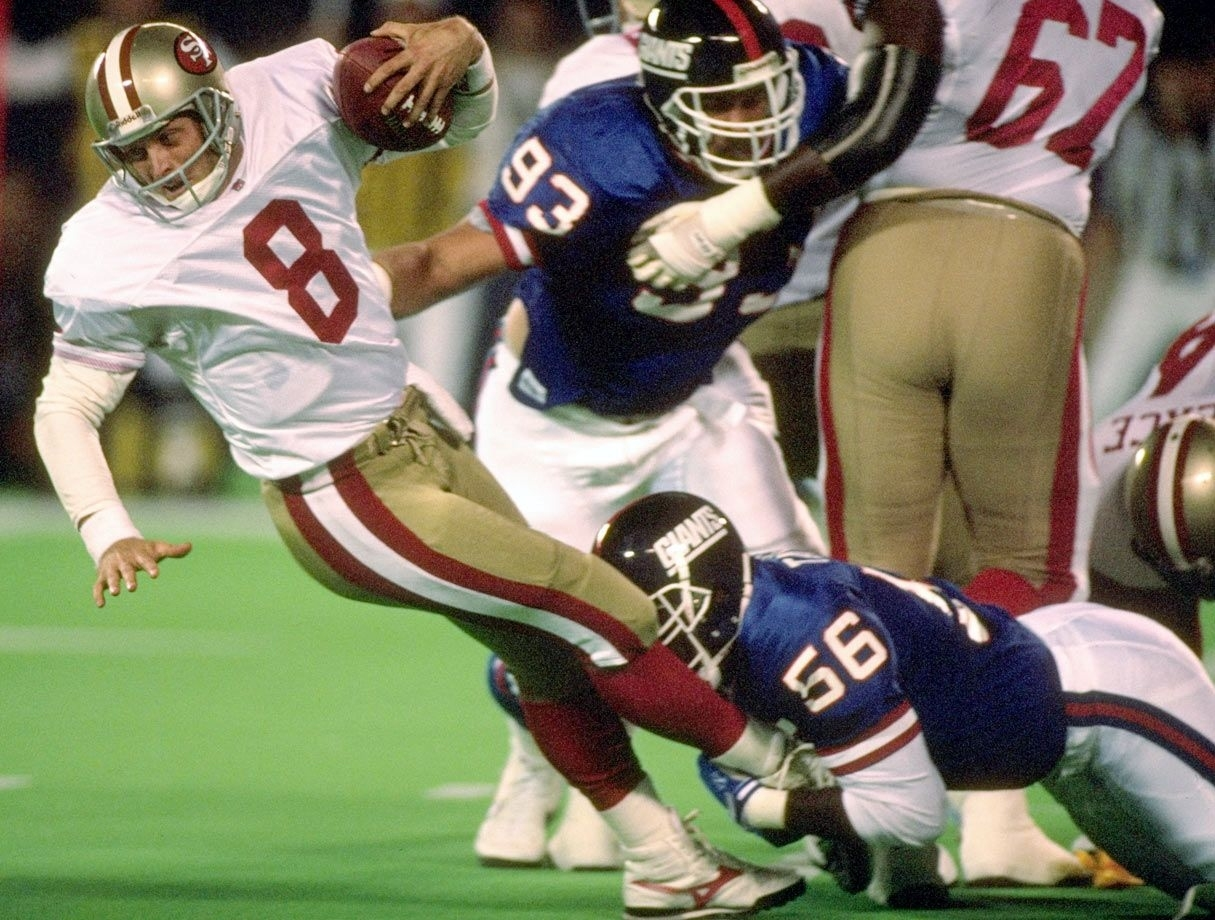 Classic Si Photos Of Lawrence Taylor | G-Men | New York regarding New York Giants Nfl Championships 1991