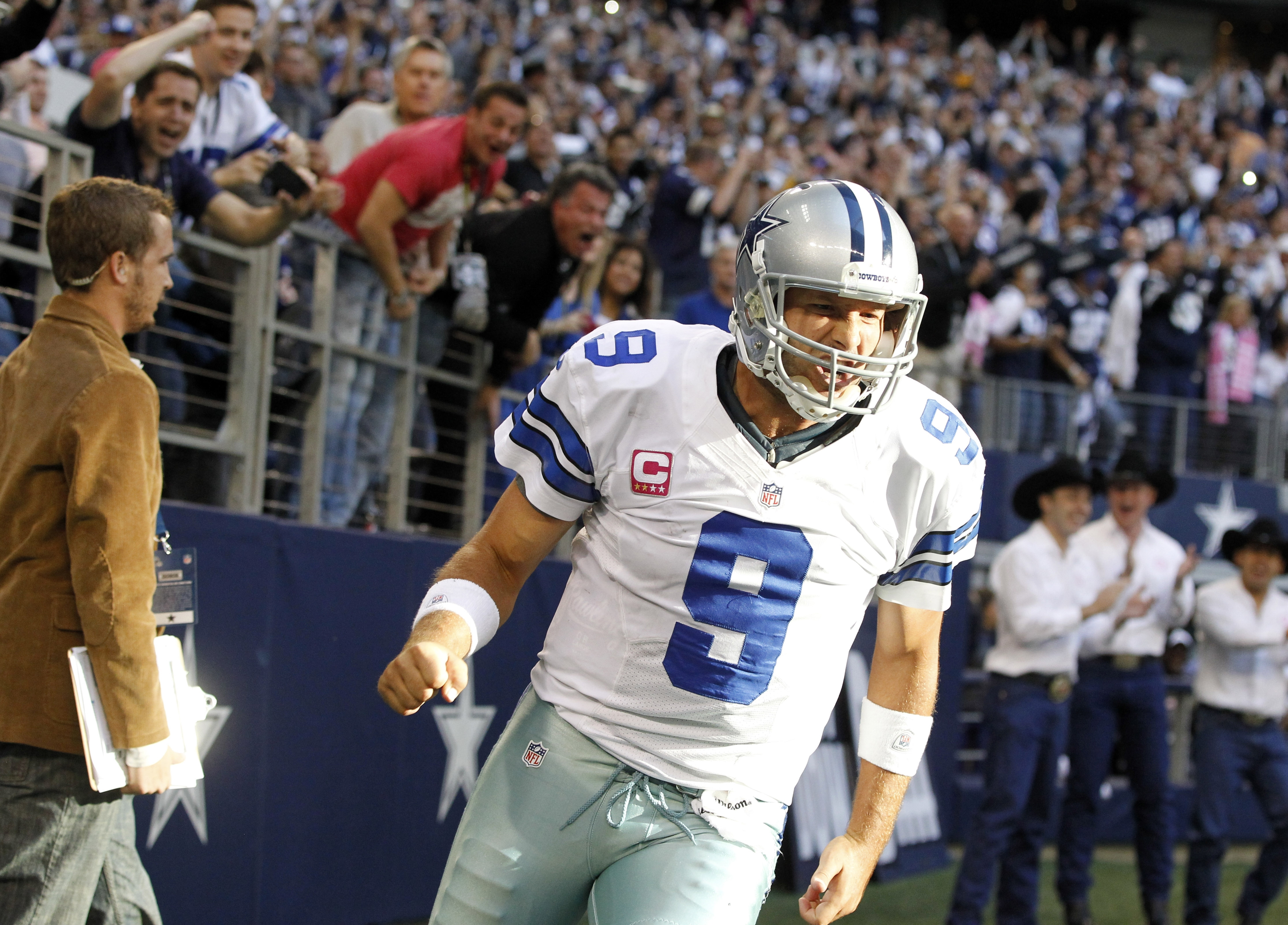 Dallas Cowboys 2016 Super Bowl Run Starts With Tony Romo ✭ intended for Tony Romo Super Bowl