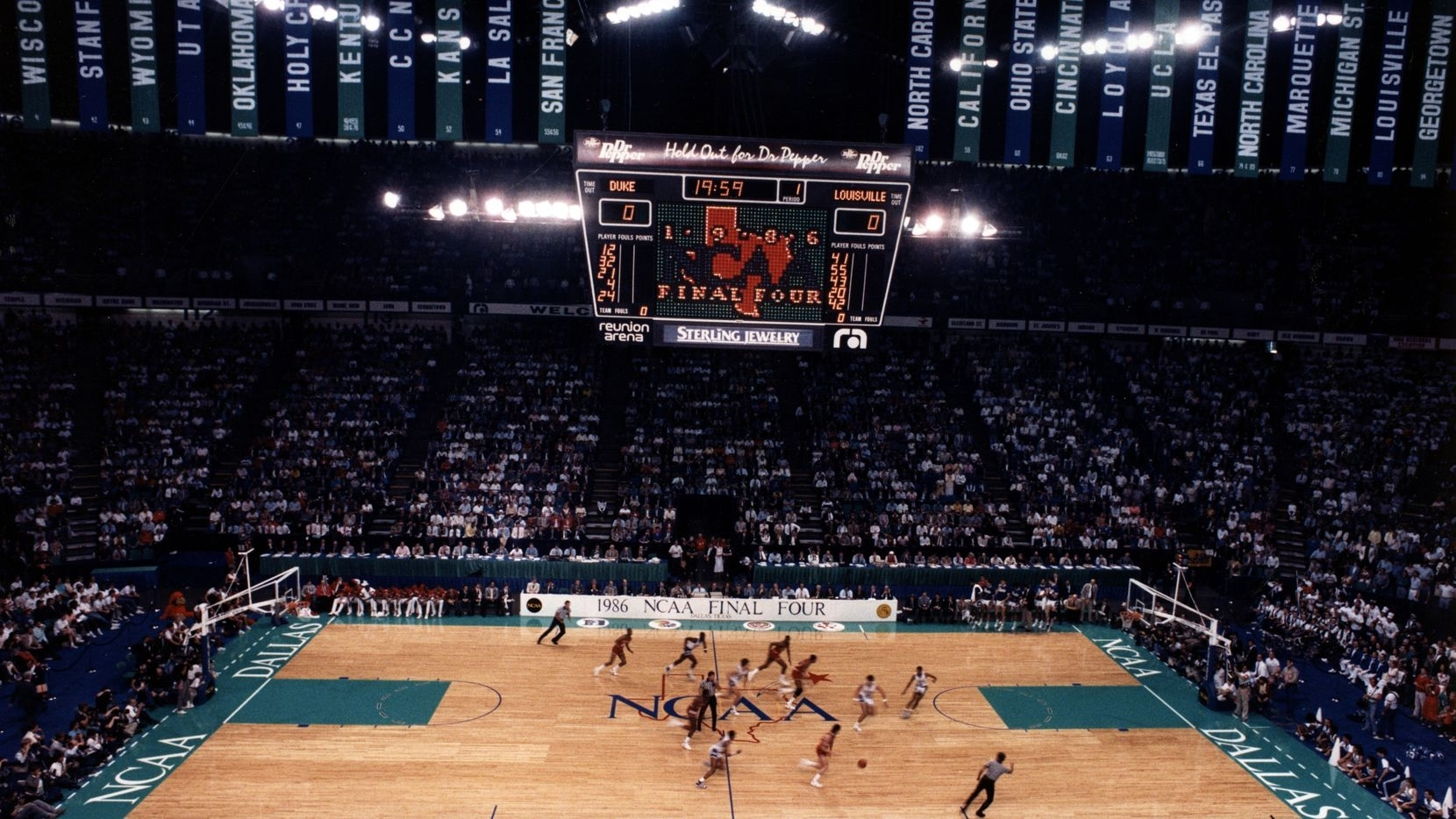 Dallas Wooed '86 Final Four With 'state-Of-The-Art' Reunion throughout Minimum Seating Capacity For Super Bowl