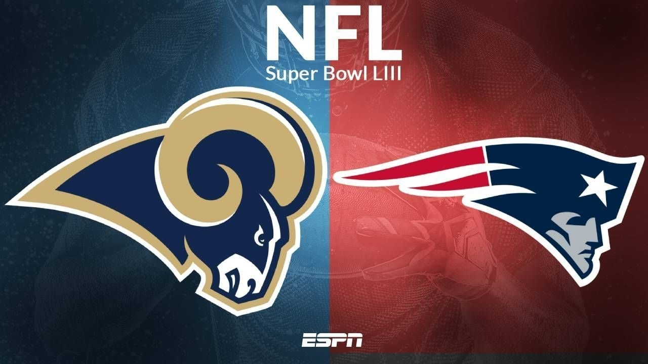 Date, Time, Location, Interval Display … See All The Duel! pertaining to Espn Super Bowl 2019