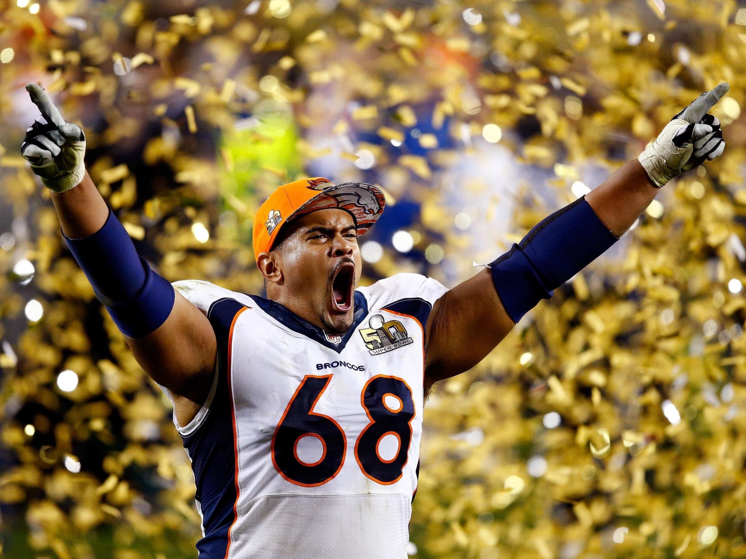 Denver Broncos Triumph In Super Bowl 50: A Live Blog In Haiku with Broncos Super Bowl 50