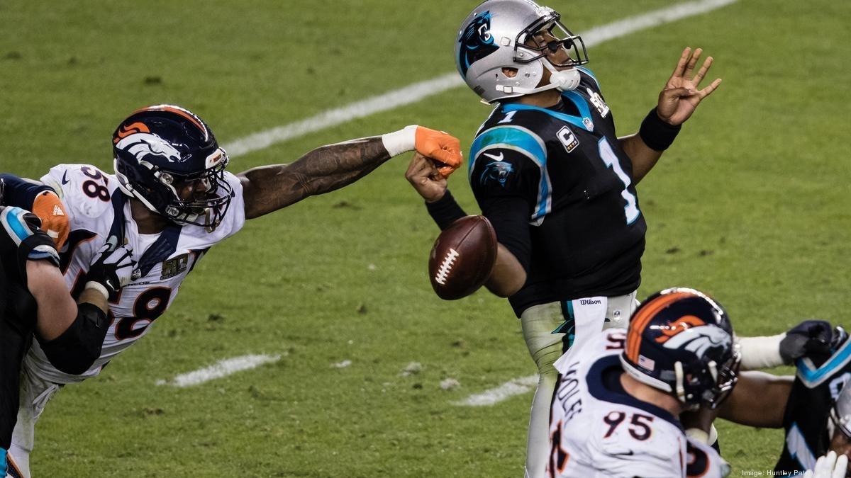 Denver Broncos Win Super Bowl 50 (Slideshow) - Denver intended for Panthers Broncos Super Bowl