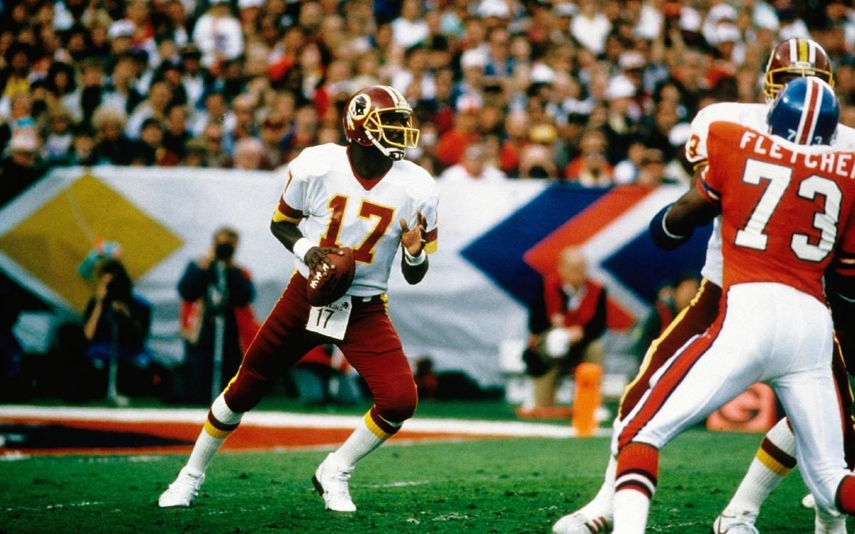 Did A Reporter Ask Doug Williams How Long He'd Been A Black for Doug Williams Super Bowl