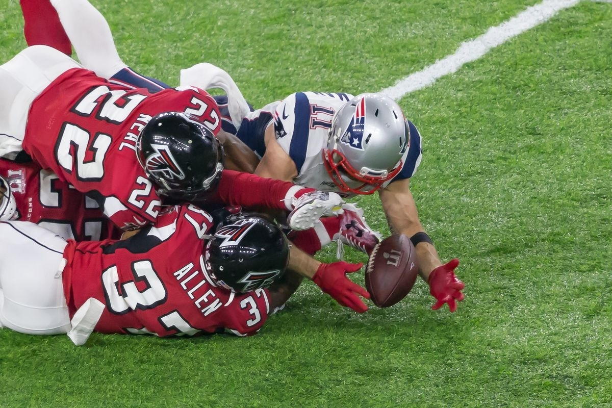 Did Super Bowl Li Ruin The Atlanta Falcons? - The Falcoholic throughout Falcons Patriots Super Bowl