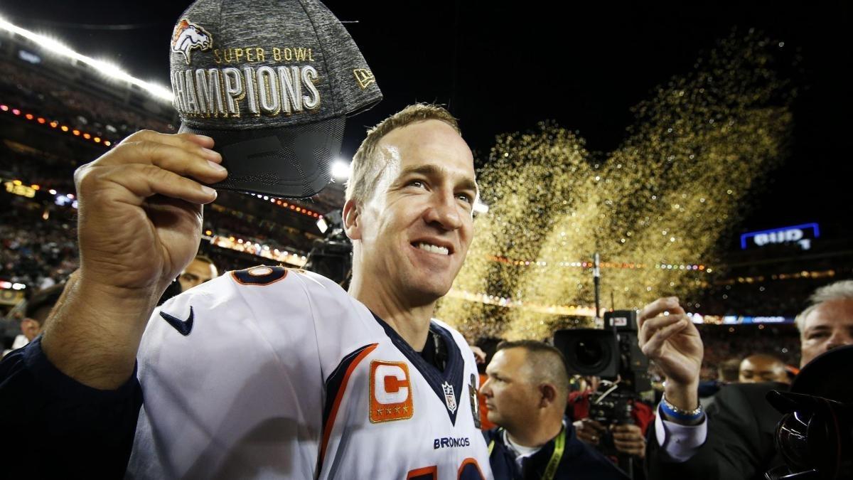 Die Denver Broncos Gewinnen Spektakulären Super Bowl - Welt inside Peyton Manning Super Bowl