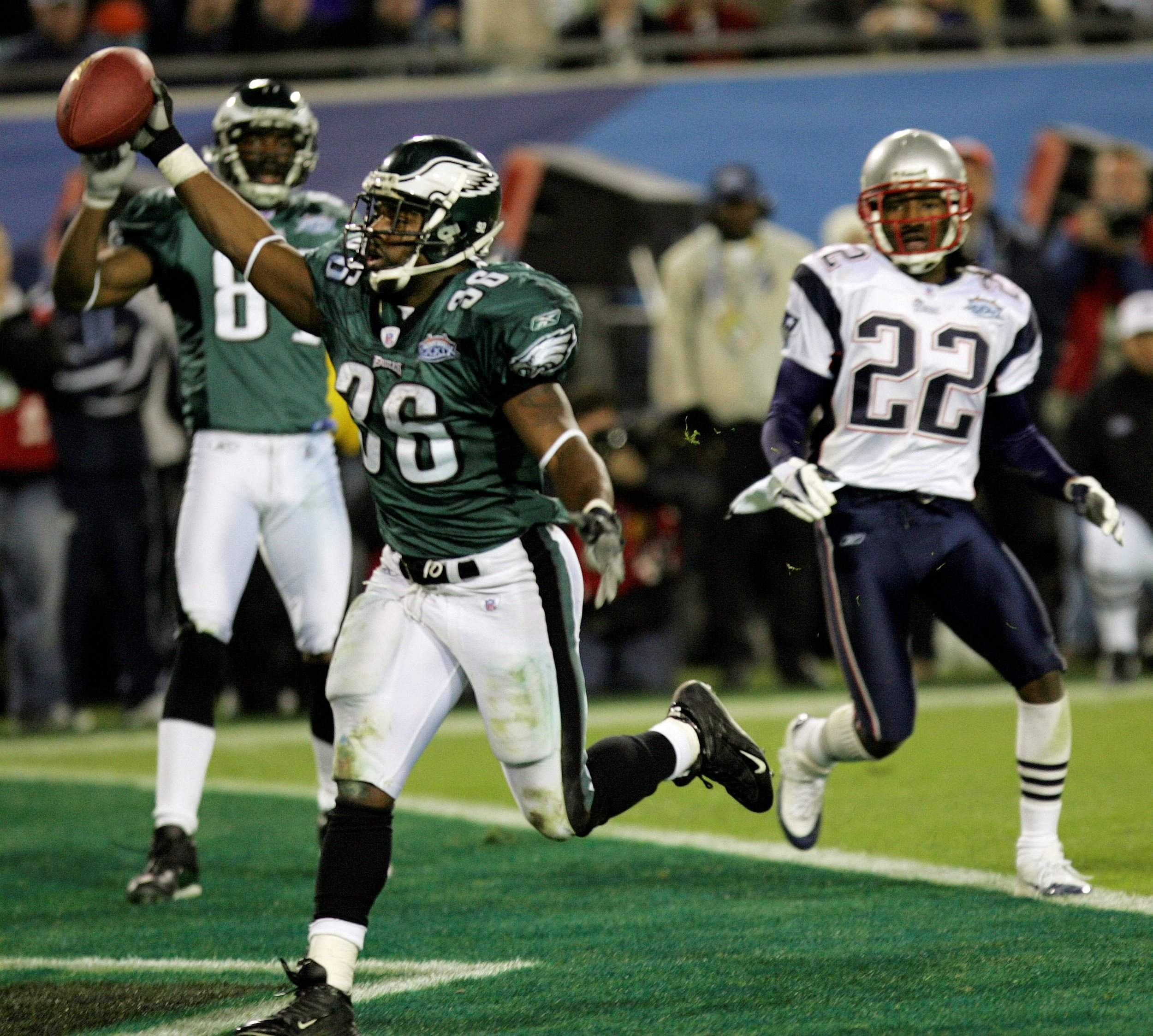 Donovan Mcnabb's Disputed Puke Upstaged Terrell Owens In with regard to Terrell Owens Super Bowl
