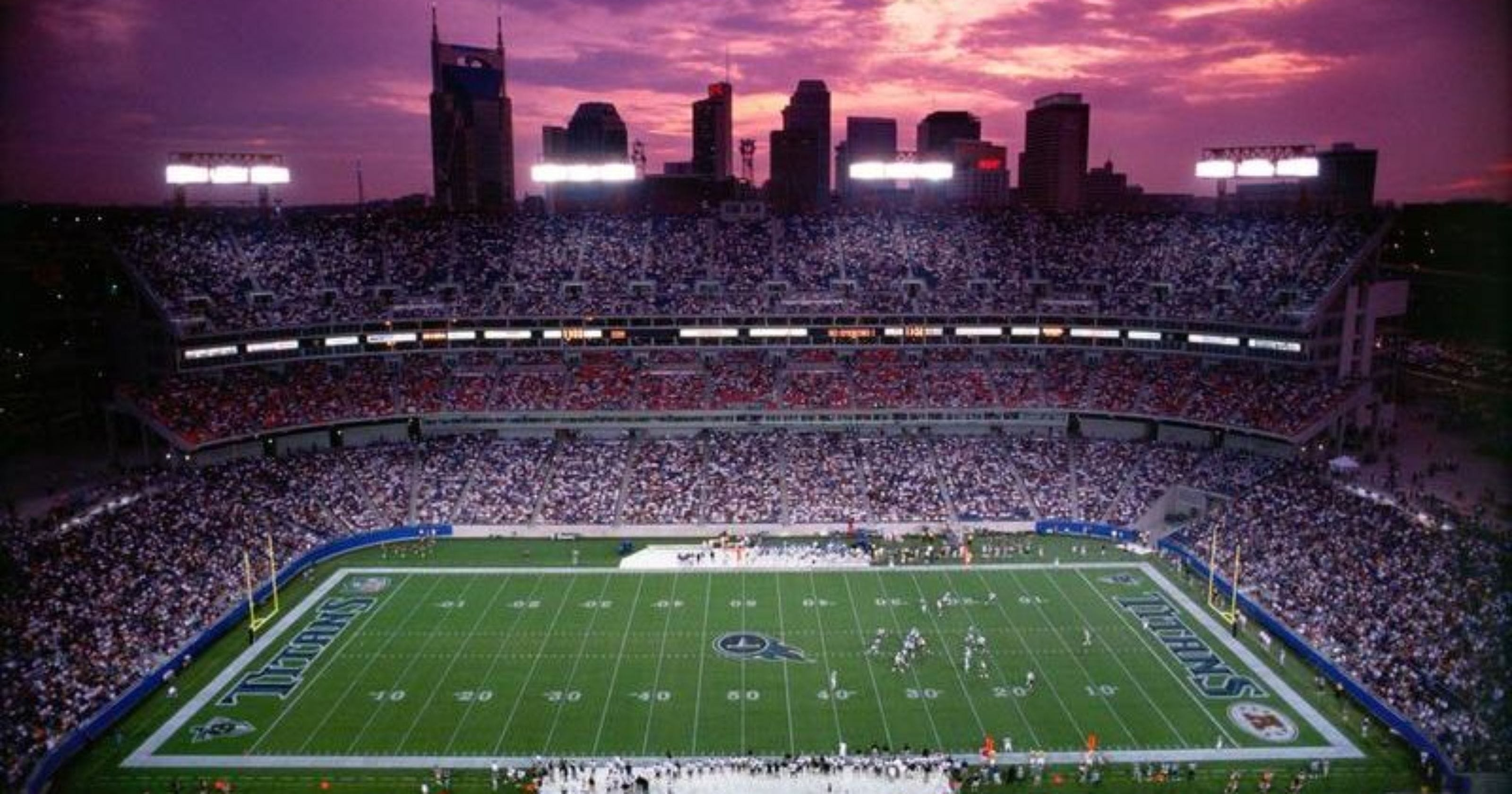 Don't Bet On Super Bowl For Nashville in Minimum Seating Capacity For Super Bowl