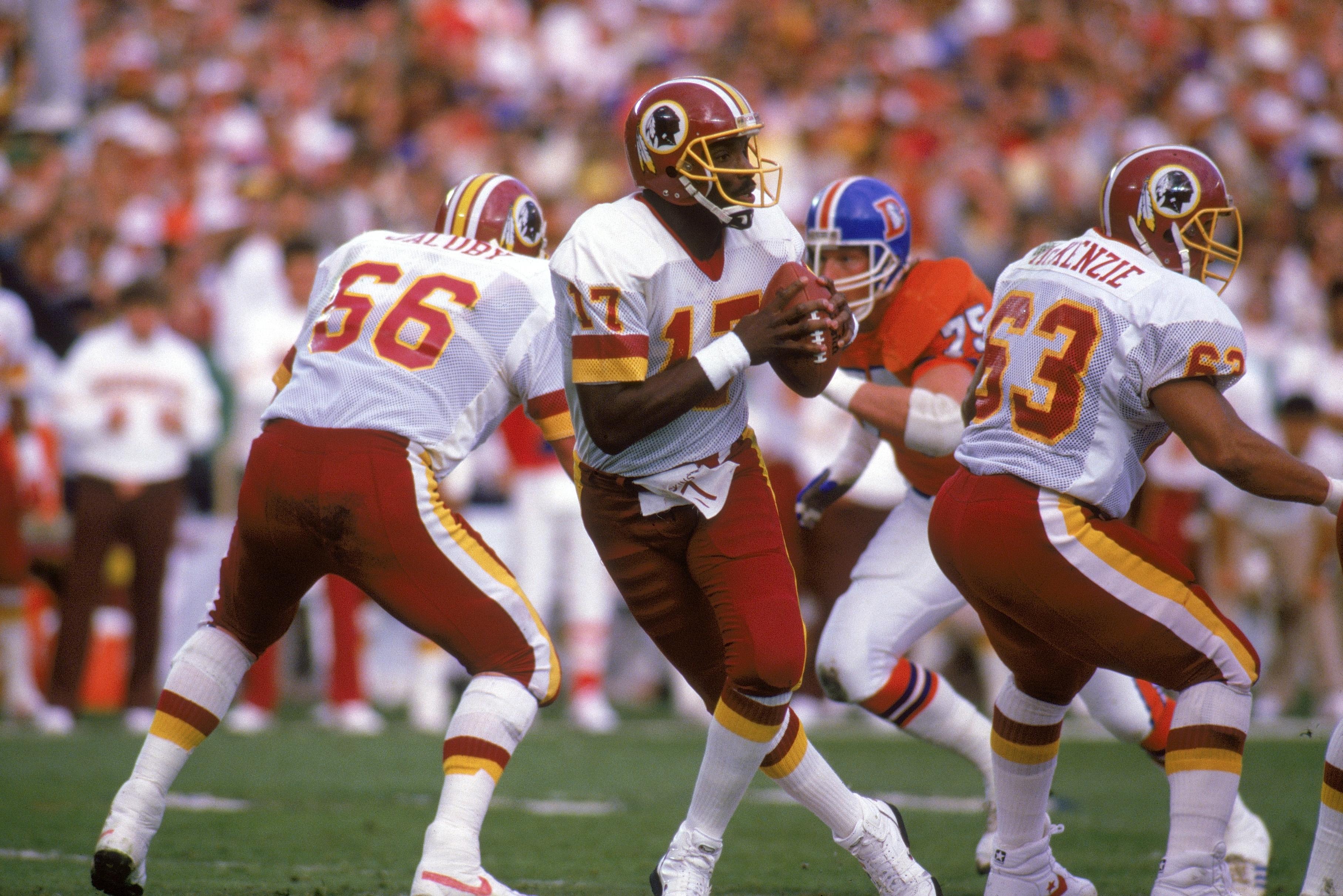 Doug Williams' Super Bowl Win 30 Years Ago Changed The Game in Doug Williams Super Bowl