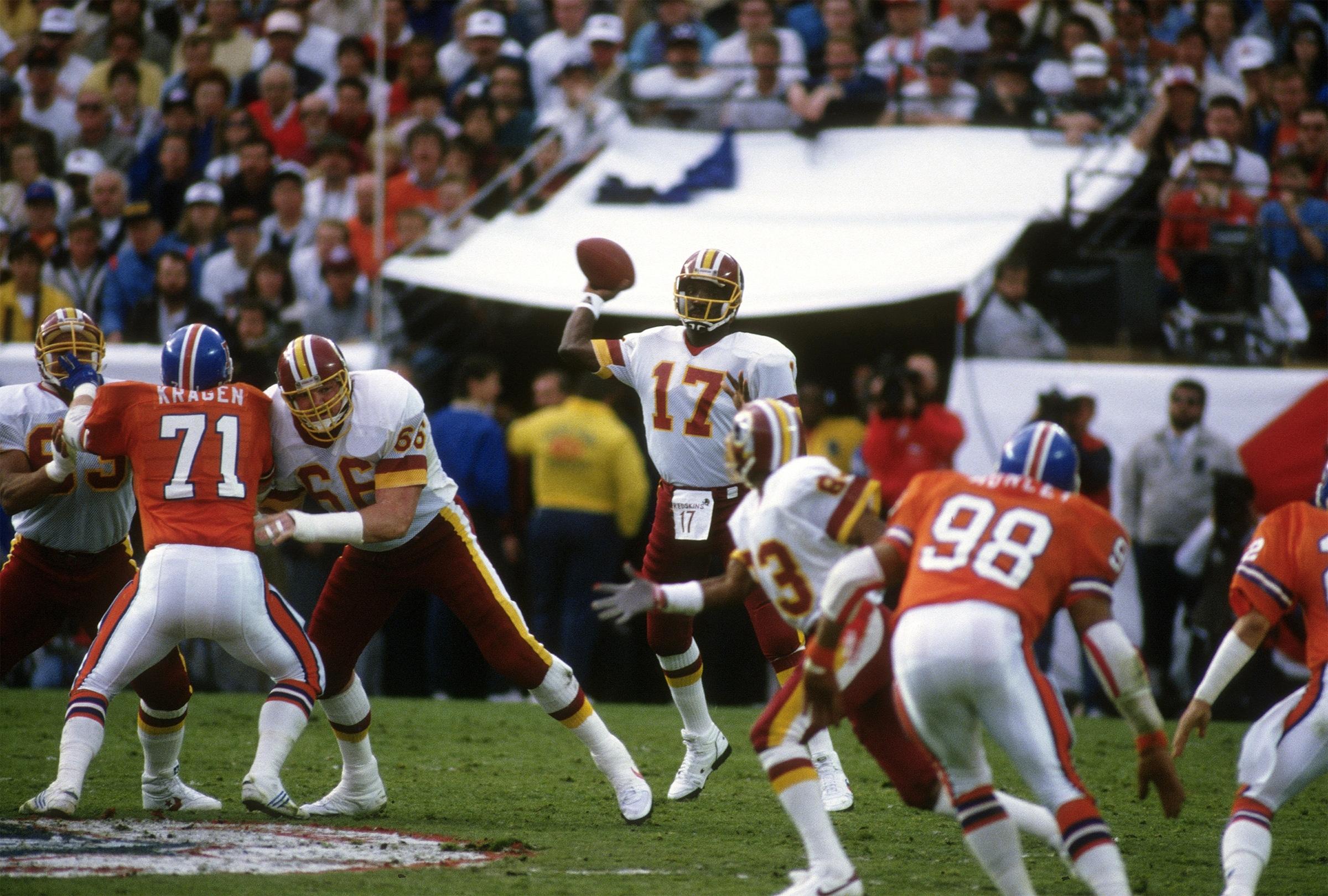 Doug Williams: The Real Mvp — The Undefeated inside Doug Williams Super Bowl