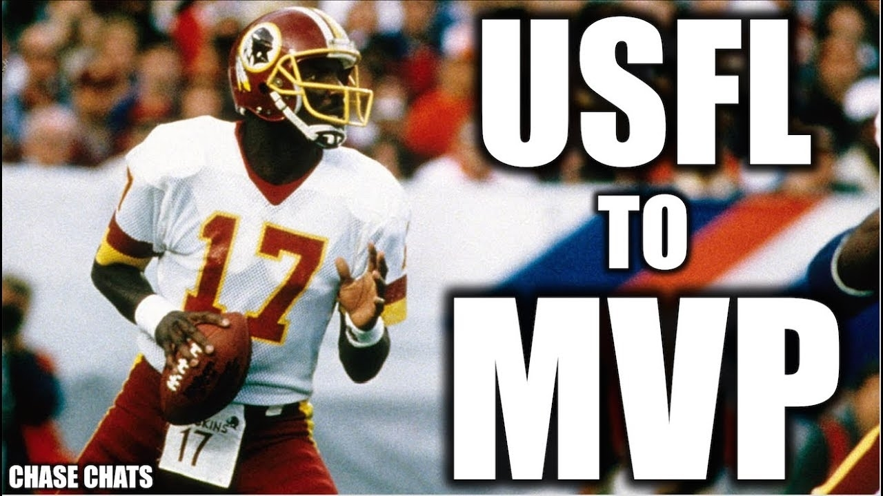 Doug Williams: Usfl To Super Bowl Mvp regarding Doug Williams Super Bowl