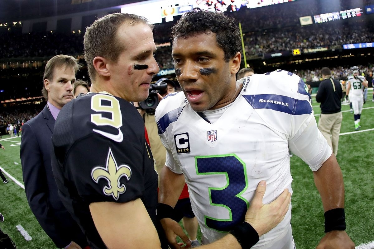 Drew Brees Once Went To A Super Bowl Just To Watch Seahawks regarding Drew Brees Super Bowl