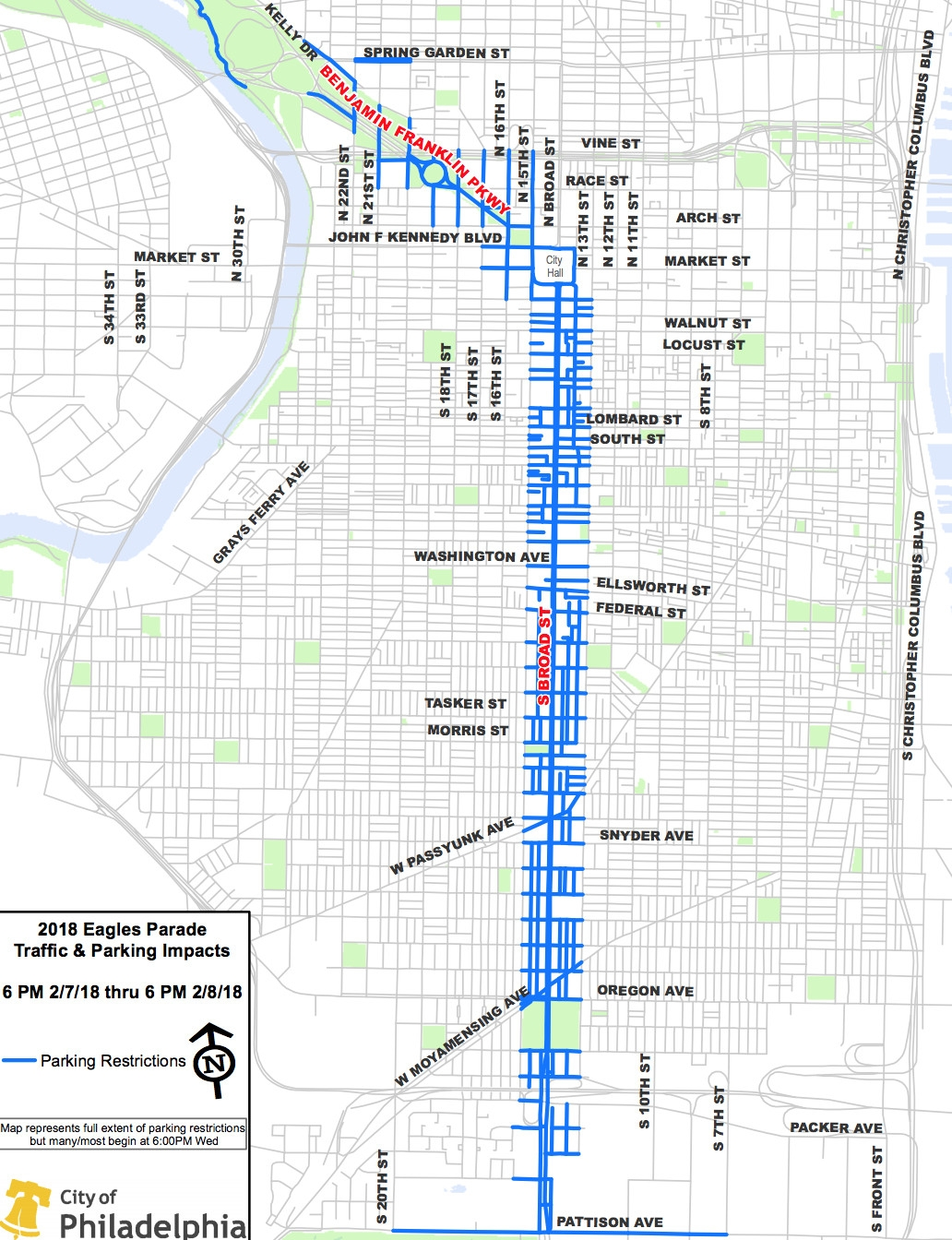 Eagles Super Bowl Victory Parade: Everything You Need To inside Super Bowl Parade Map
