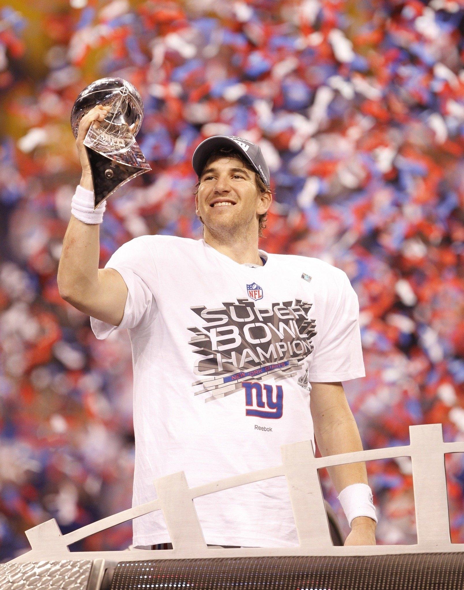 Eli Manning, Giants Defeat New England Patriots In Super for Eli Manning Super Bowl