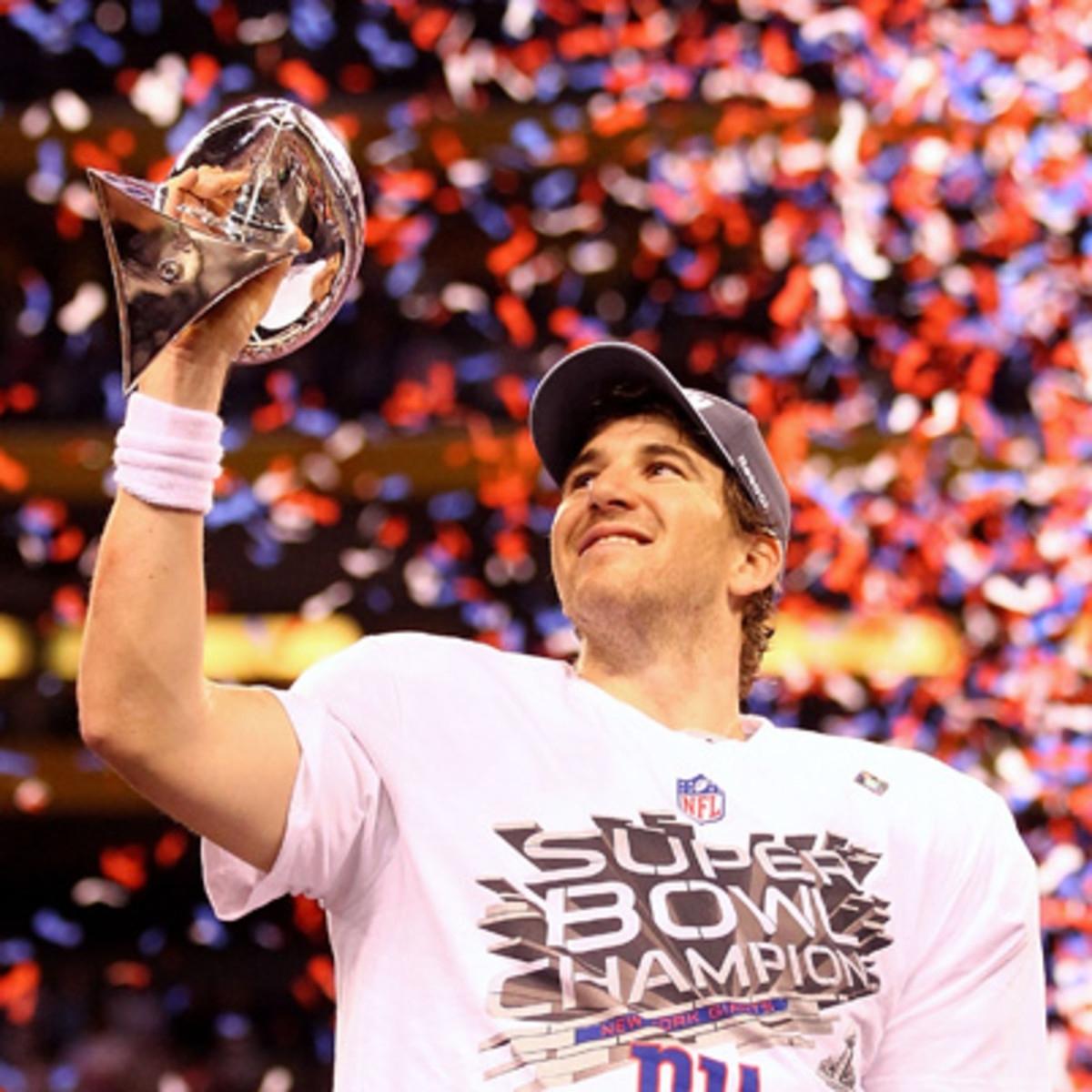 Eli Manning - Stats, Age & Wife - Biography regarding Eli Manning Super Bowl