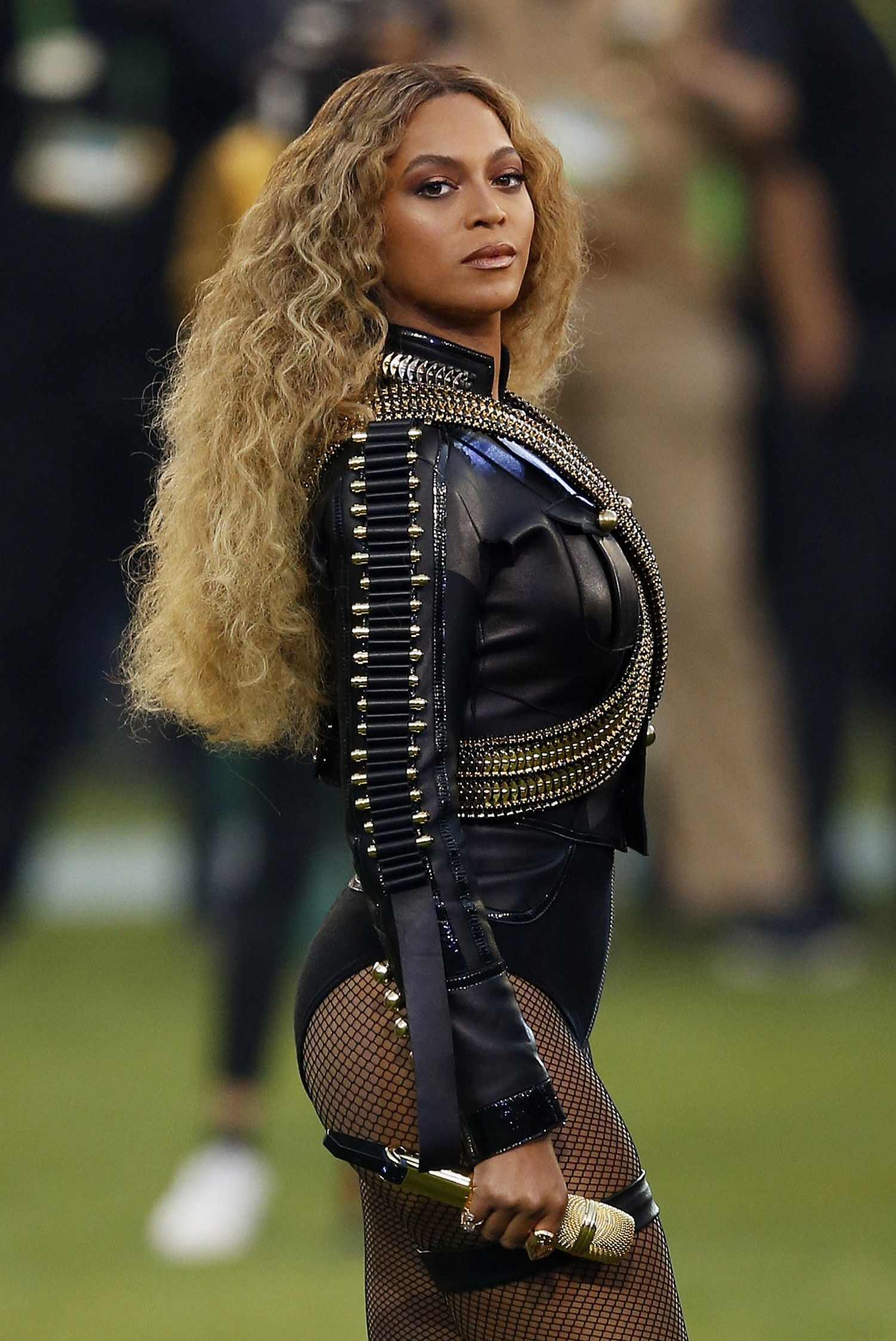 Exclusive! We've Got All The Details About Beyonce's Super for Beyonce Super Bowl 2016
