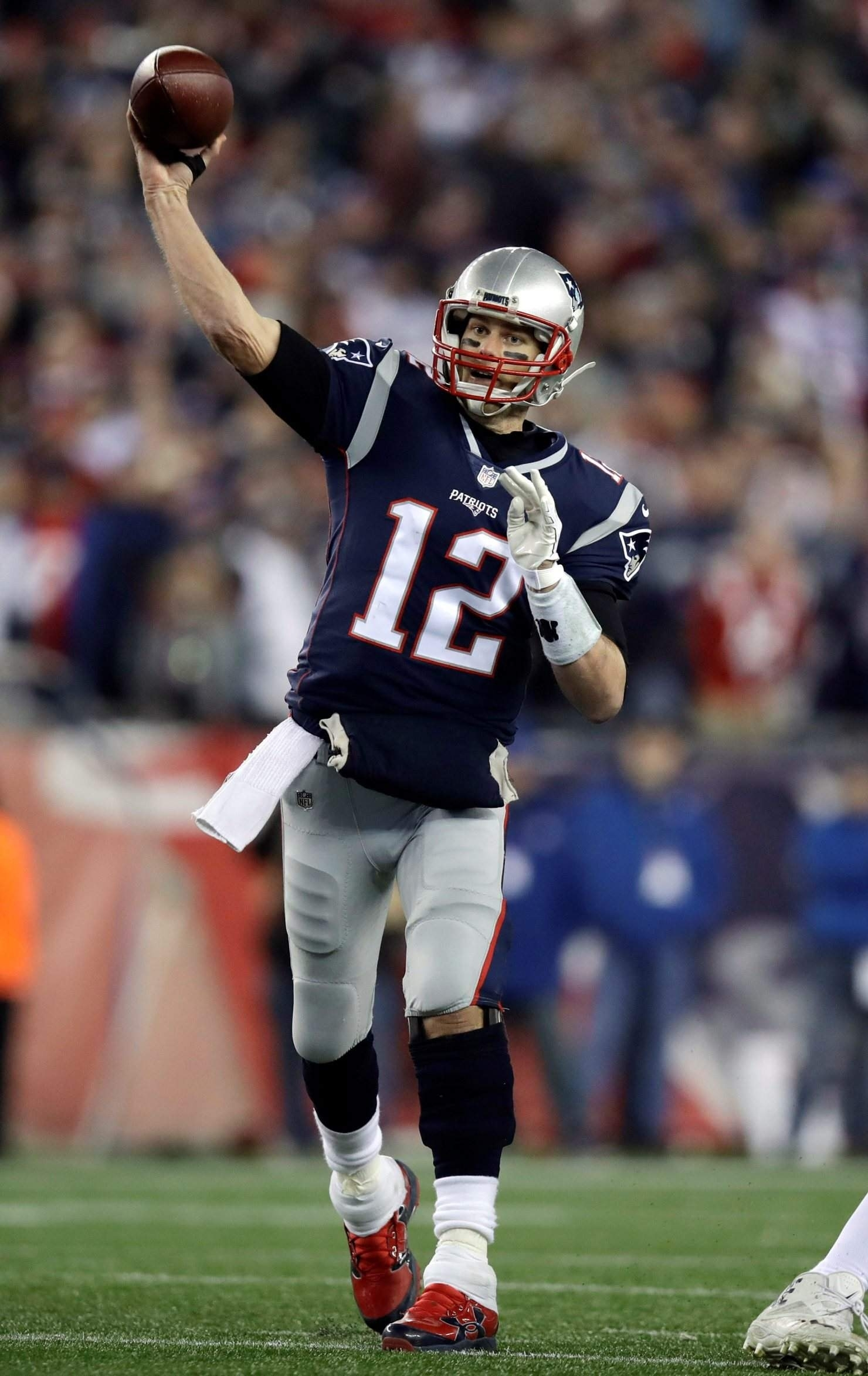 First Quarters Haven't Been In Patriots' Favor In Tom intended for Patriots First Super Bowl