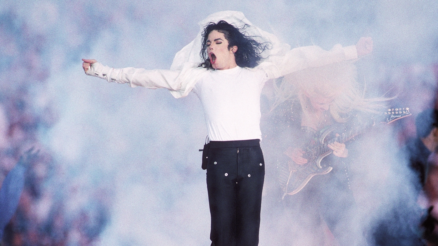 Flashback: Michael Jackson Reclaims Pop Throne 1993 Super with regard to Michael Jackson Super Bowl