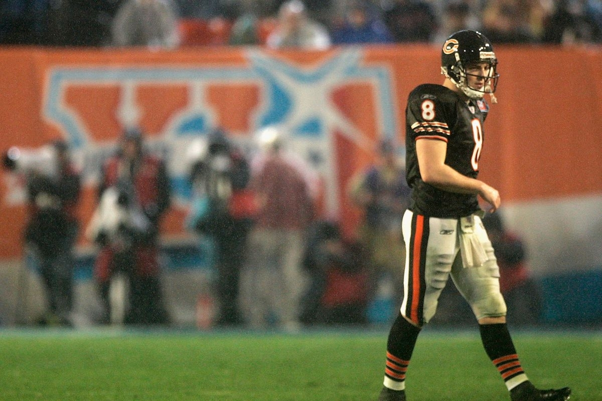 For The Last Time: Don't Blame Rex - Windy City Gridiron with regard to Bears Last Super Bowl