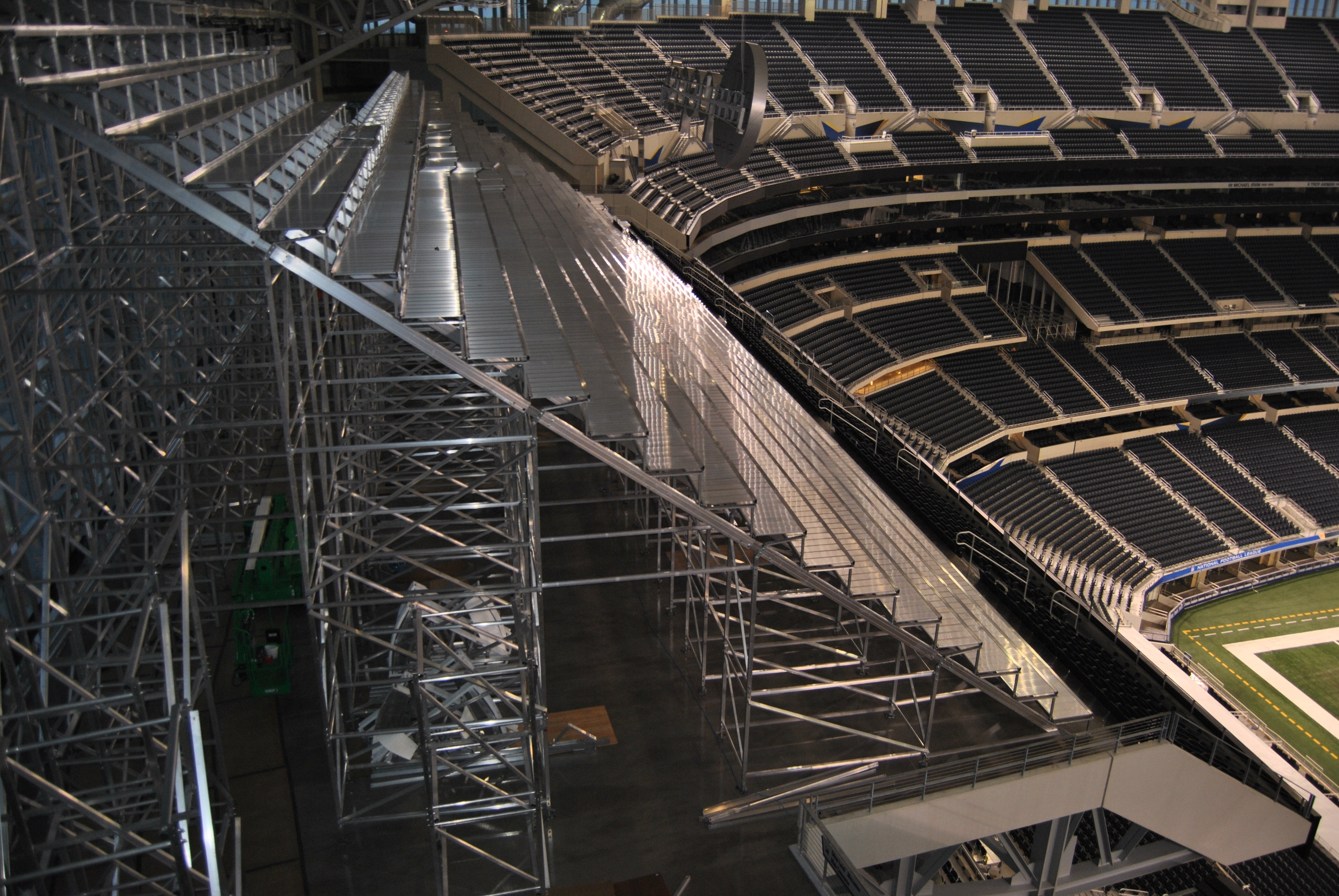 Grab Your Seat For Super Bowl Xlv pertaining to Seating Capacity For Super Bowl