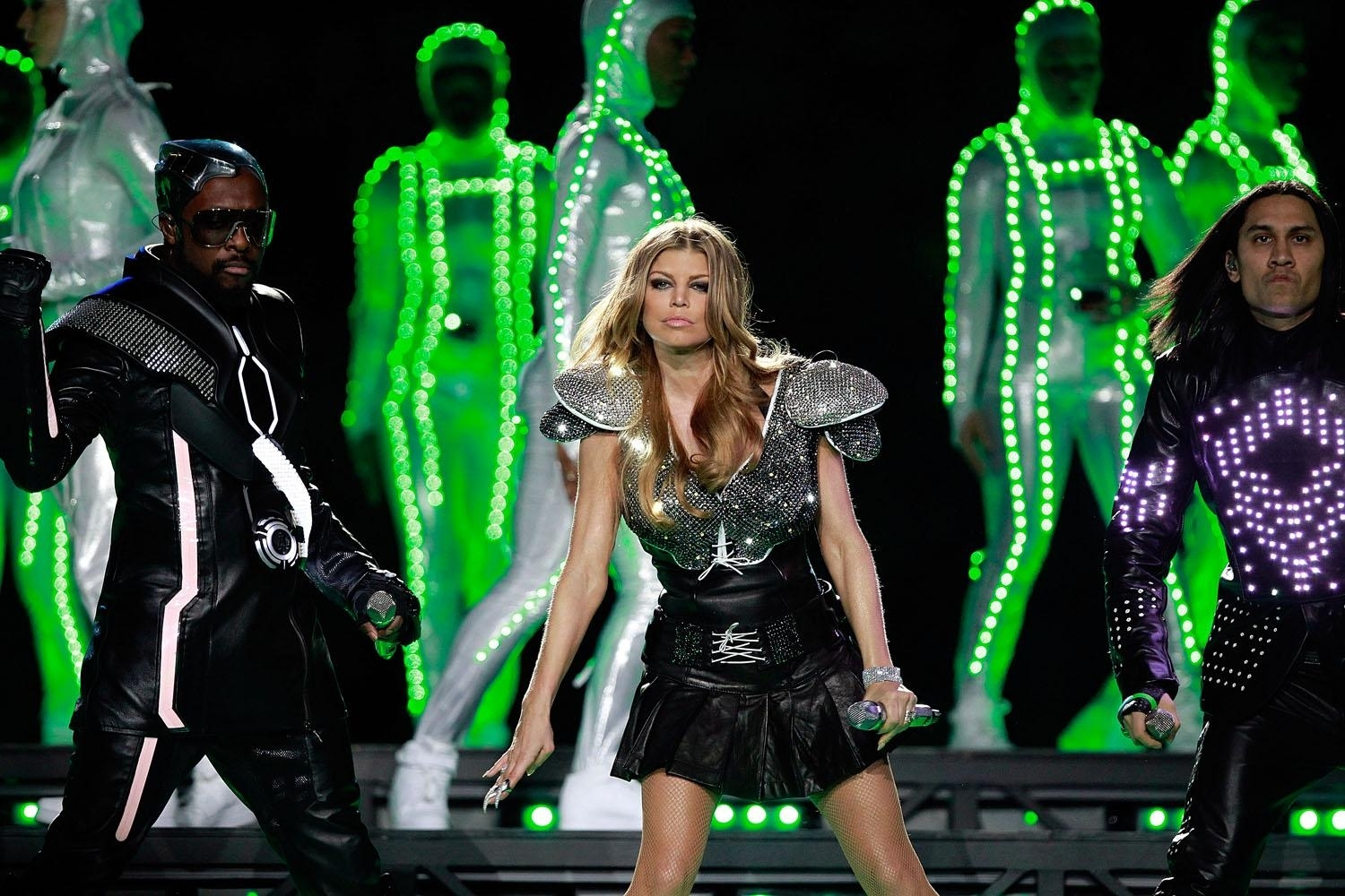 Halfway Home: The Top Ten Super Bowl Halftime Shows pertaining to Black Eyed Peas Super Bowl