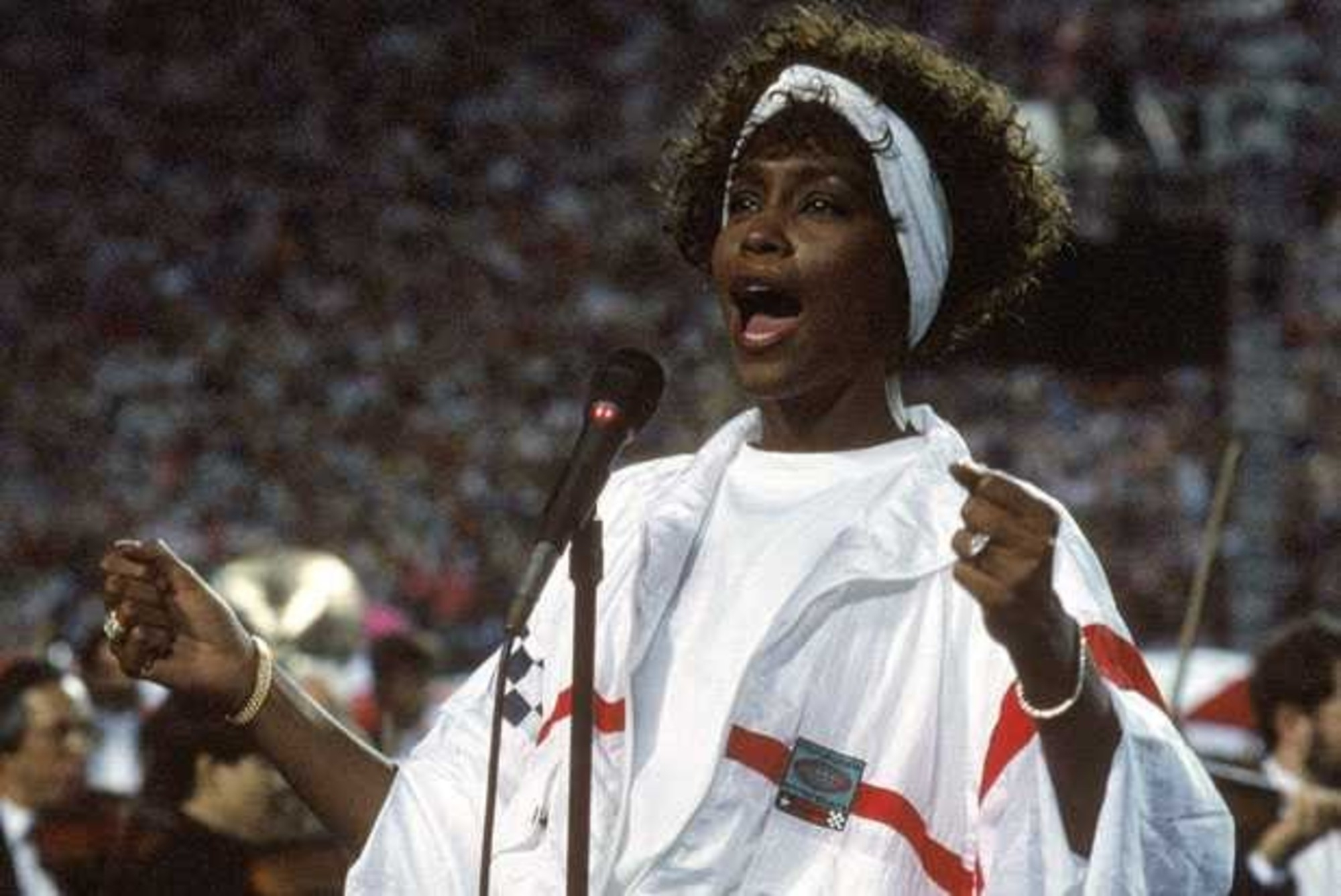 Hey, Did You Know That Whitney Houston's Super Bowl National in Whitney Houston Super Bowl