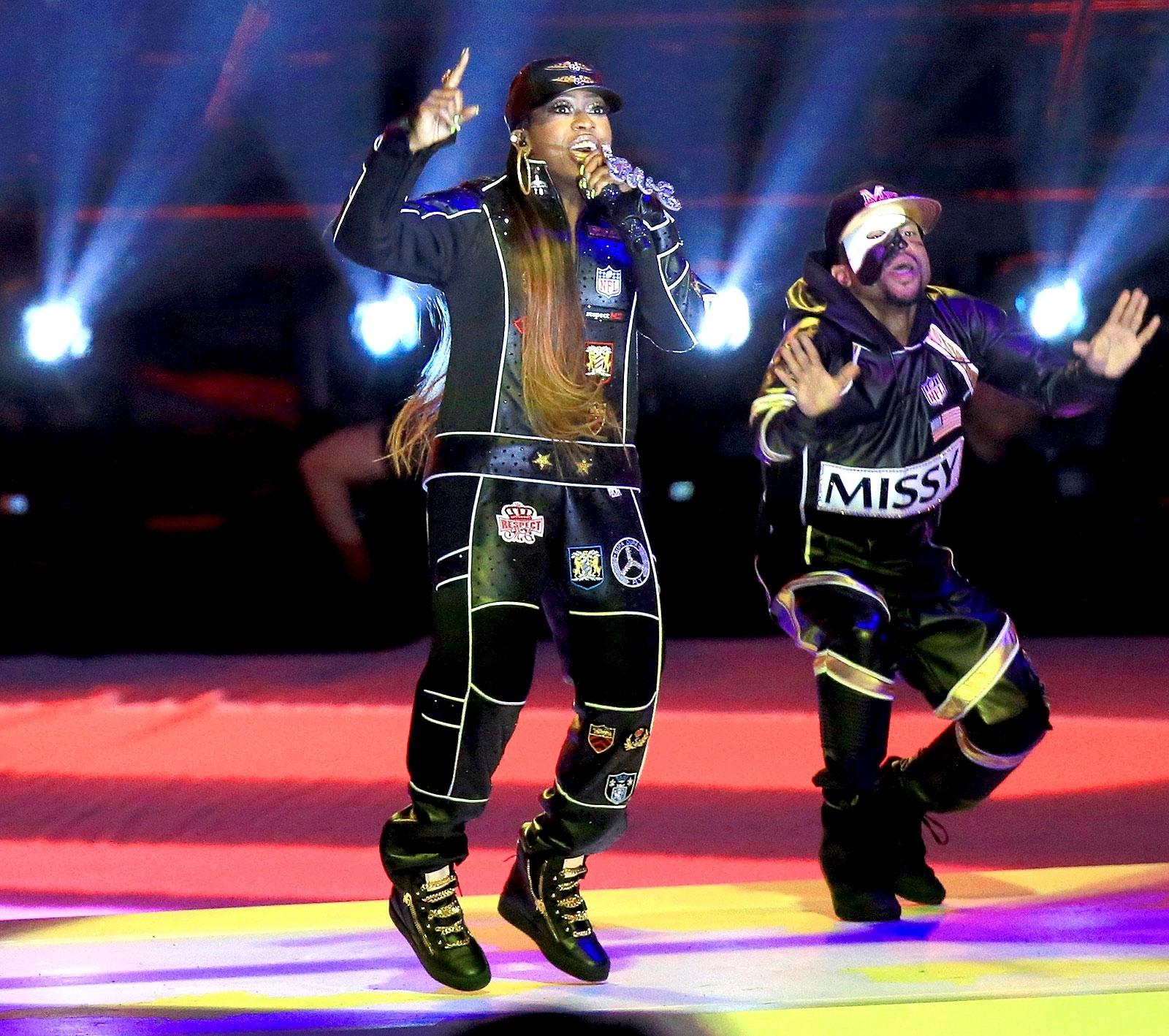 Hot 97.1 Svg » 10 Years On Top » Missy Elliott Sees Huge pertaining to Missy Elliott Super Bowl