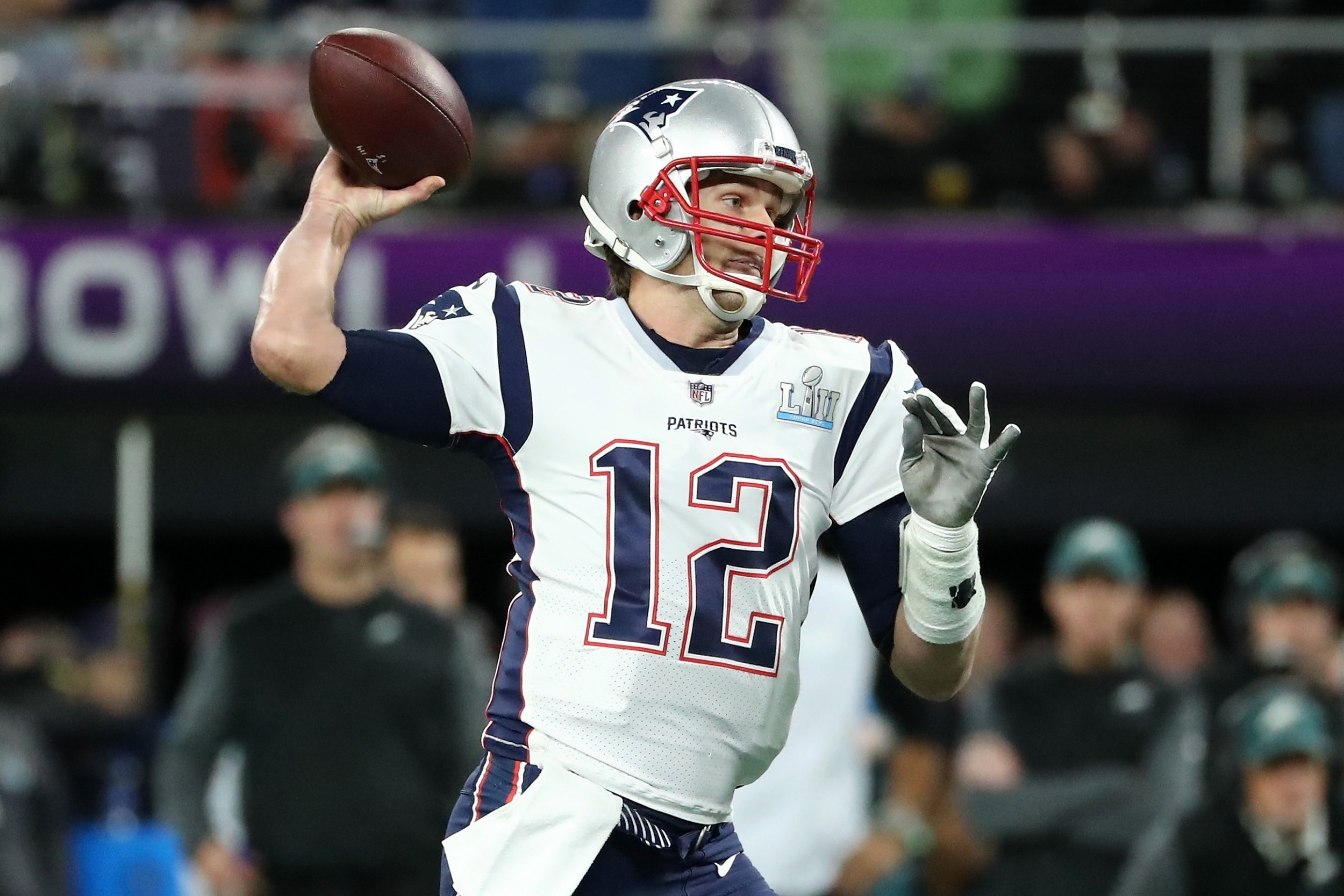 How Many Wins Do Tom Brady And The Patriots Have? Before in Tom Brady Super Bowl