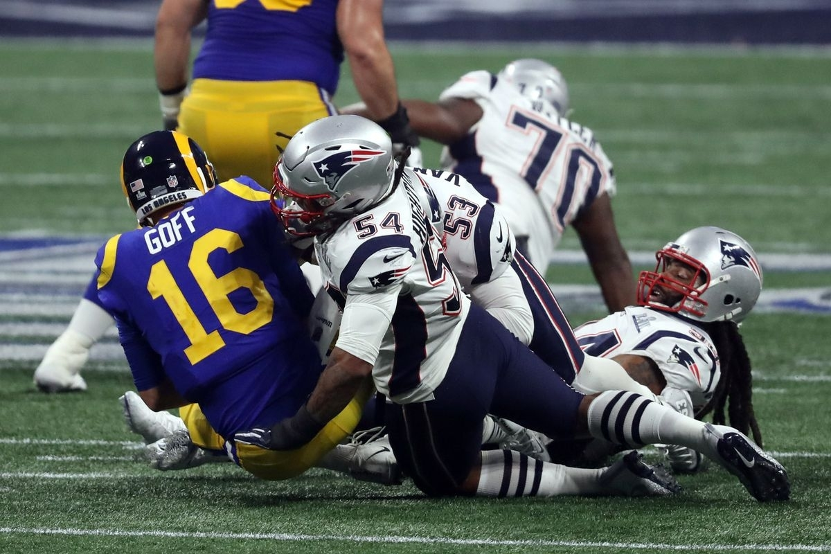 How Outstanding Was The Patriots Defense Really In Super in Rams And Patriots 2019