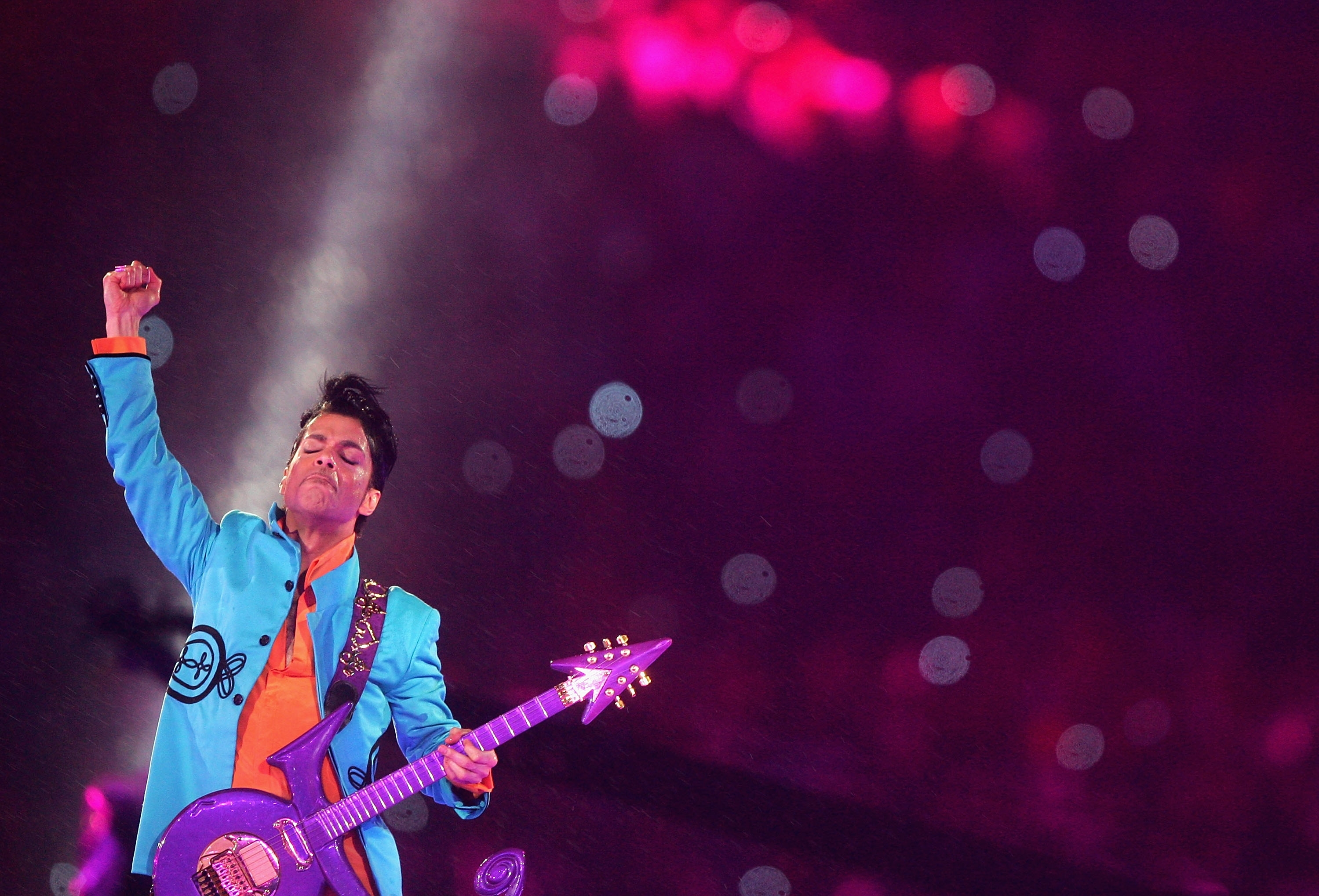 How Prince's Super Bowl Performance Changed The Game - Cbs News inside Purple Rain Super Bowl