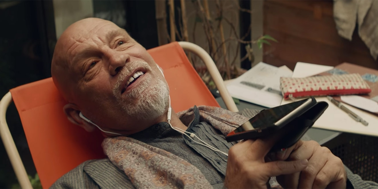 How Squarespace Created A Killer Super Bowl Spot That Scored for John Malkovich Super Bowl