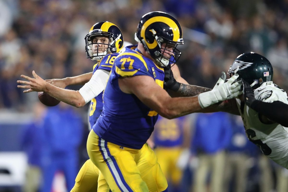 How The Super Bowl Bound Rams Might Look In 2019 - Field Gulls inside Rams Super Bowl 2019