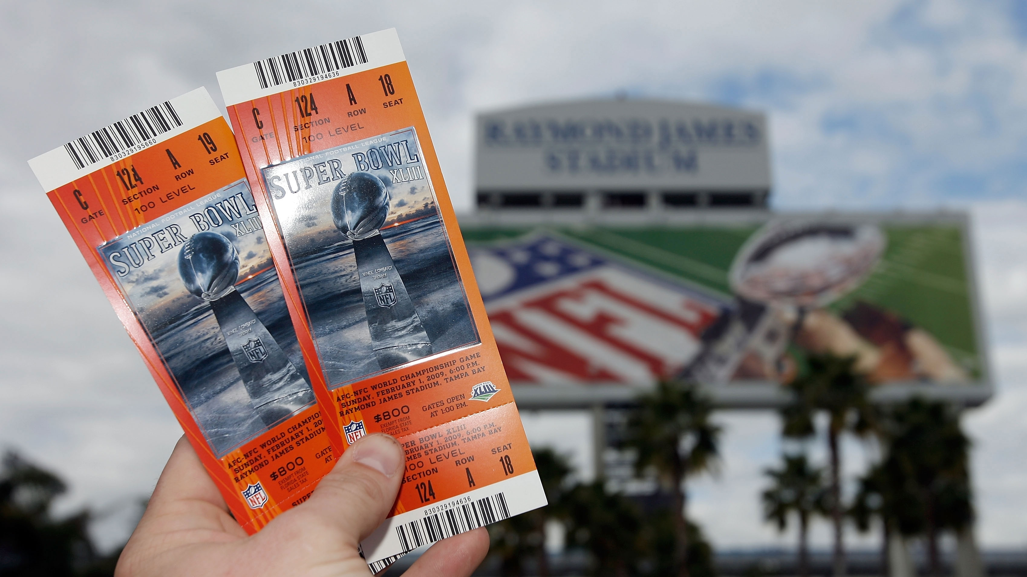 How To Get Super Bowl Tickets | Howstuffworks intended for Cost Of Super Bowl Tickets
