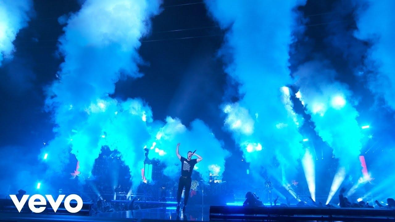 Imagine Dragons - Believer (Live) Ft. Lil Wayne in Imagine Dragons Super Bowl