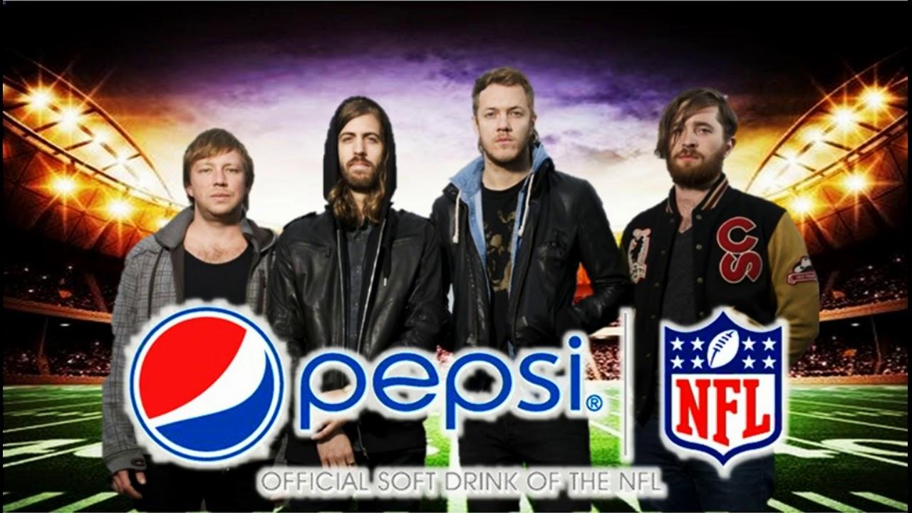 Imagine Dragons - Super Bowl Halftime Show throughout Imagine Dragons Super Bowl