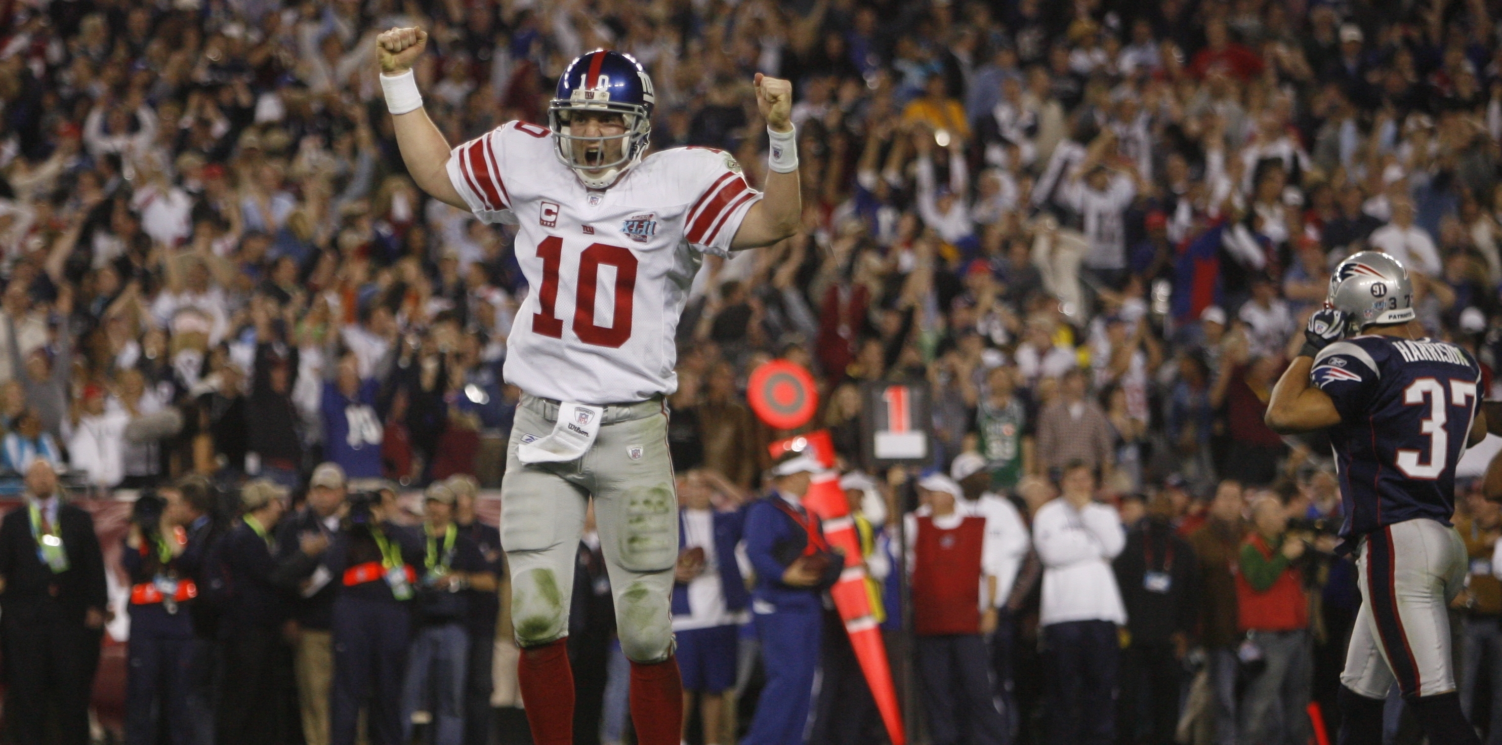 Is Giants Qb Eli Manning A Hall Of Famer? I Asked 39 Actual in Super Bowl Mvp Voting Results