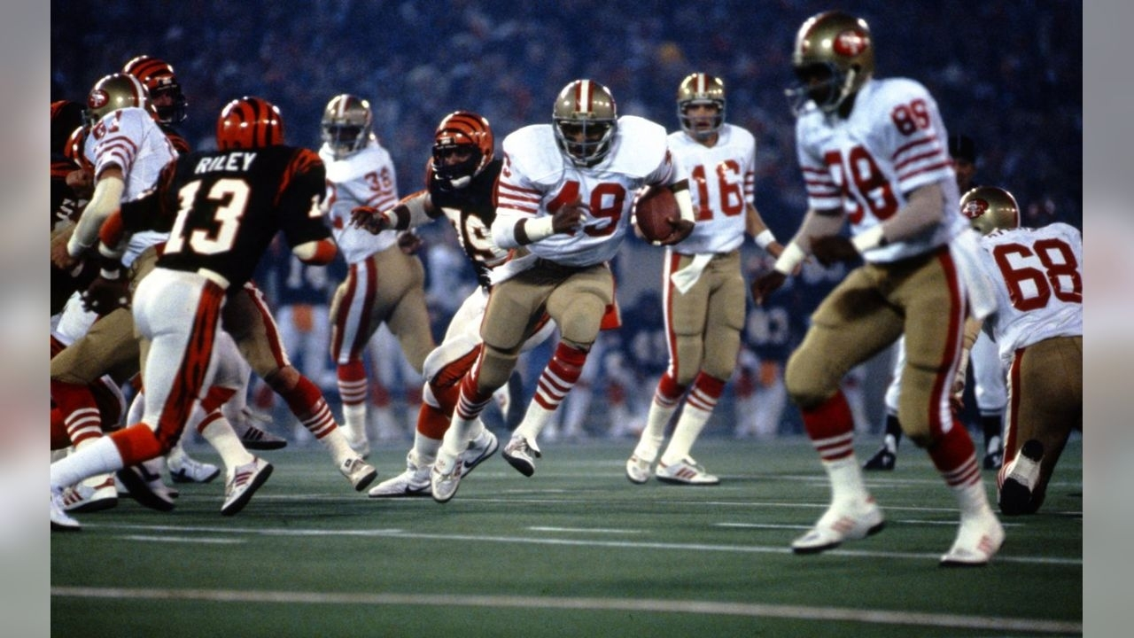 Jan. 24, 1982: 49Ers Win Their First Lombardi Trophy In intended for San Francisco 49Ers Nfl Championships 1982