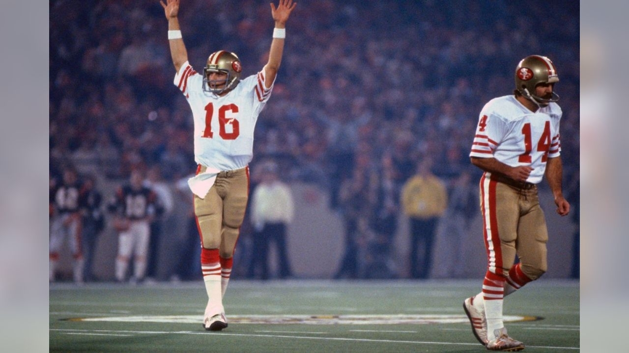 Jan. 24, 1982: 49Ers Win Their First Lombardi Trophy In pertaining to San Francisco 49Ers Nfl Championships 1982