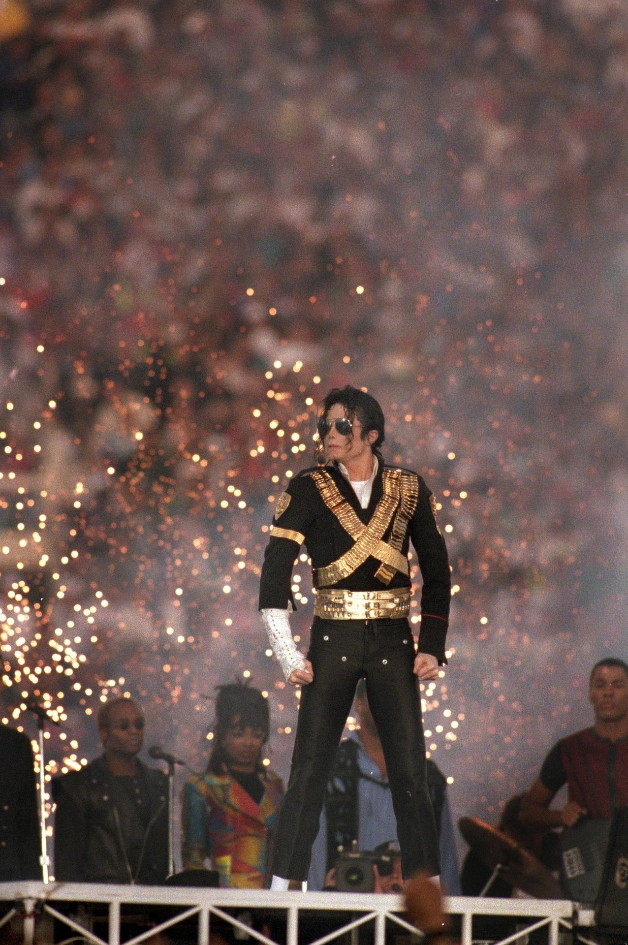 Januar 1993: Hier Hat Michael Jackson Seinen Zweiten intended for Michael Jackson Super Bowl