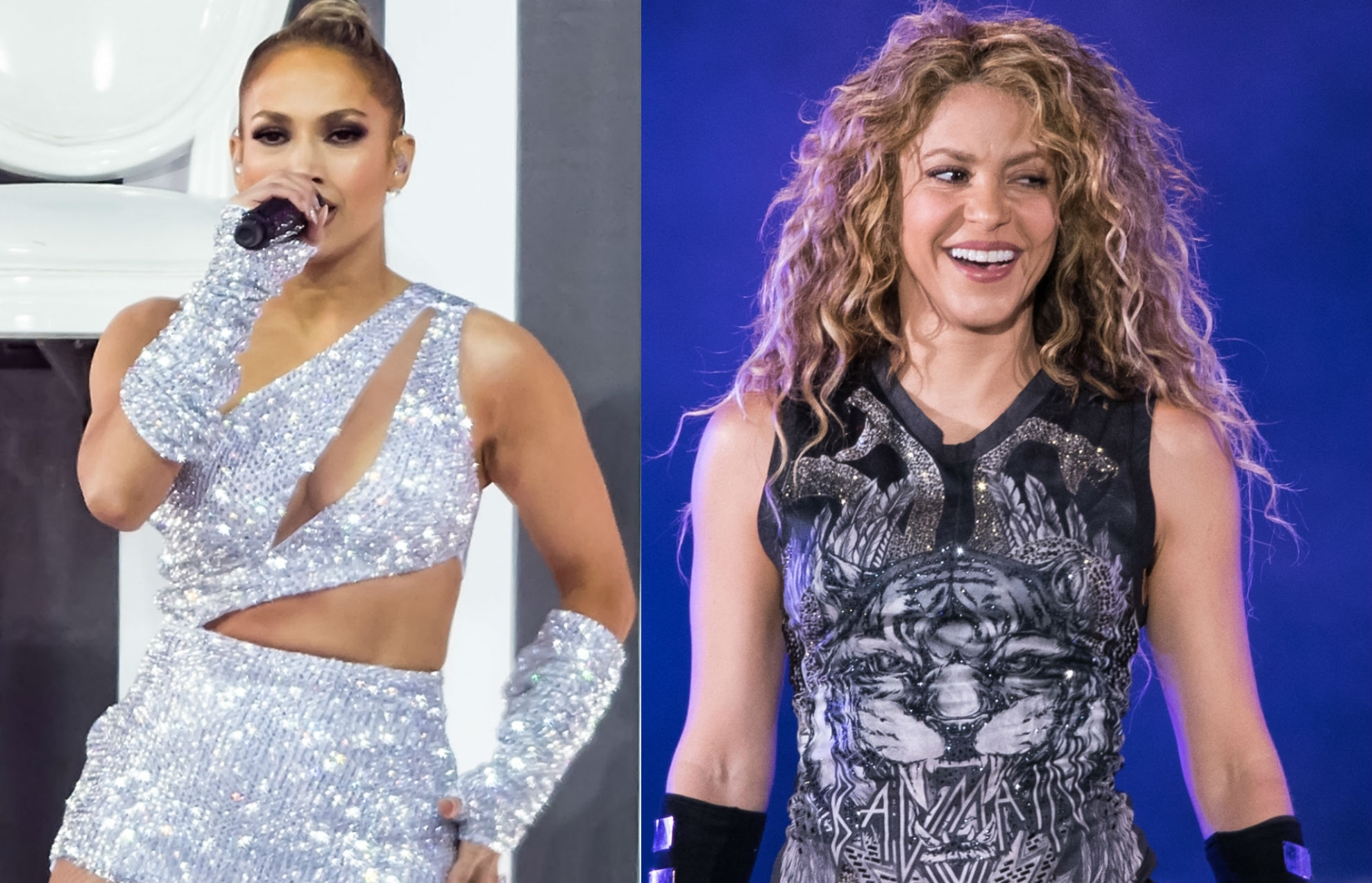Jennifer Lopez And Shakira Will Perform At The 2020 Super in Super Bowl Halftime Show 2020